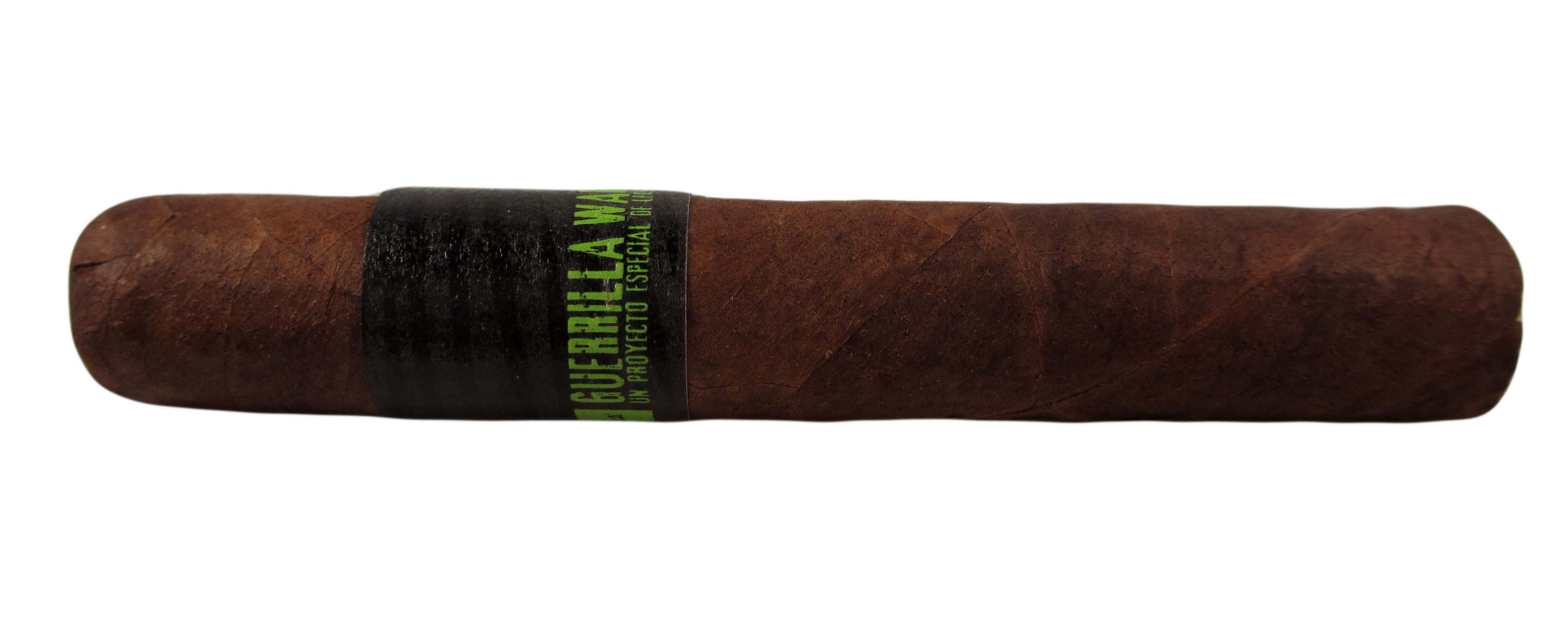 Blind Cigar Review: Viva Republica | Guerrilla Warfare Petit Corona