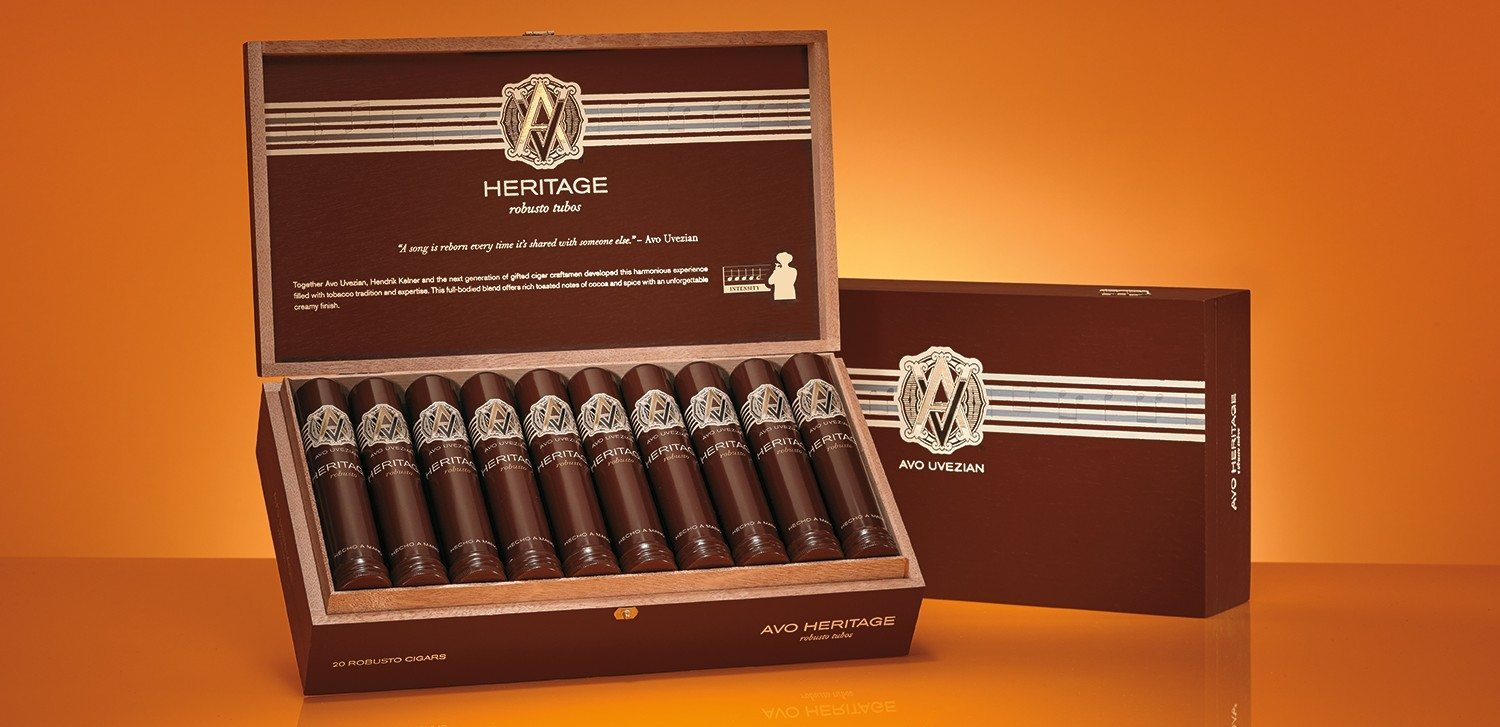 Cigar News: AVO Cigars Rebrands and Relaunches