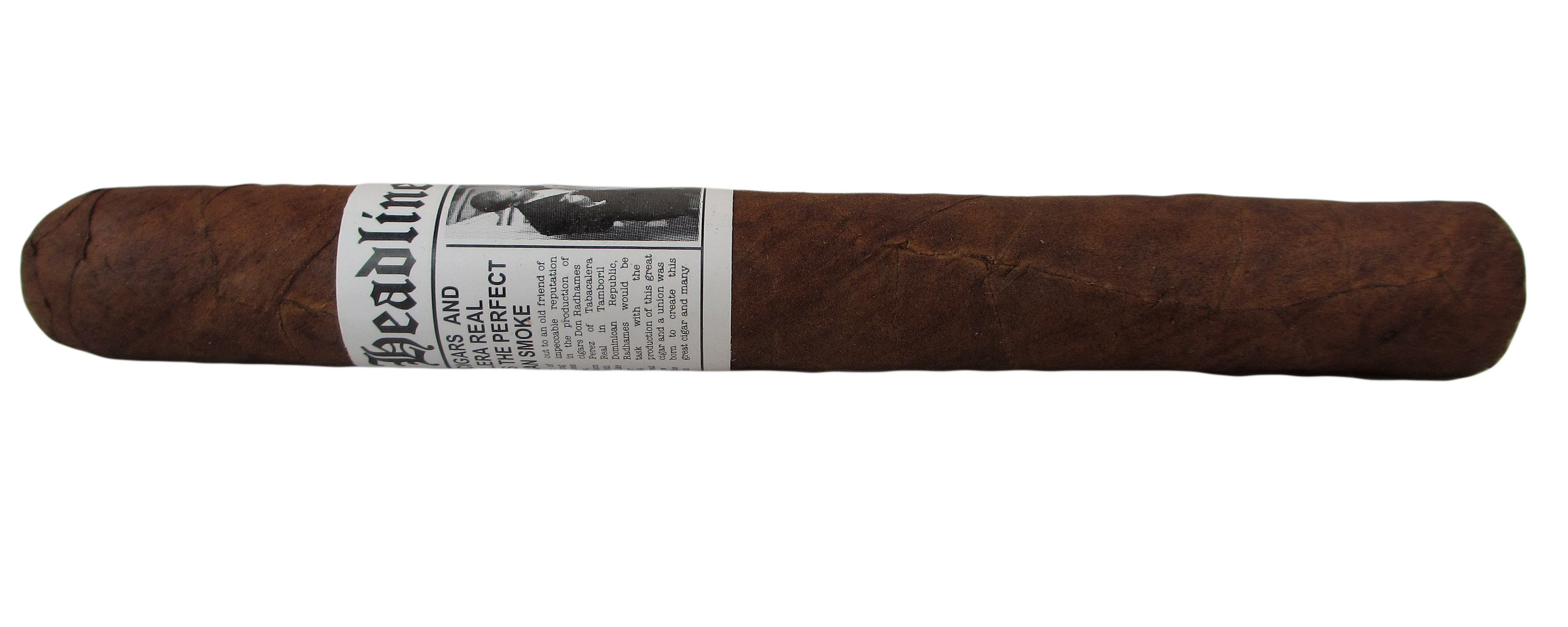 Blind Cigar Review: Fusion | Headlines Original 1st Edition Page 3
