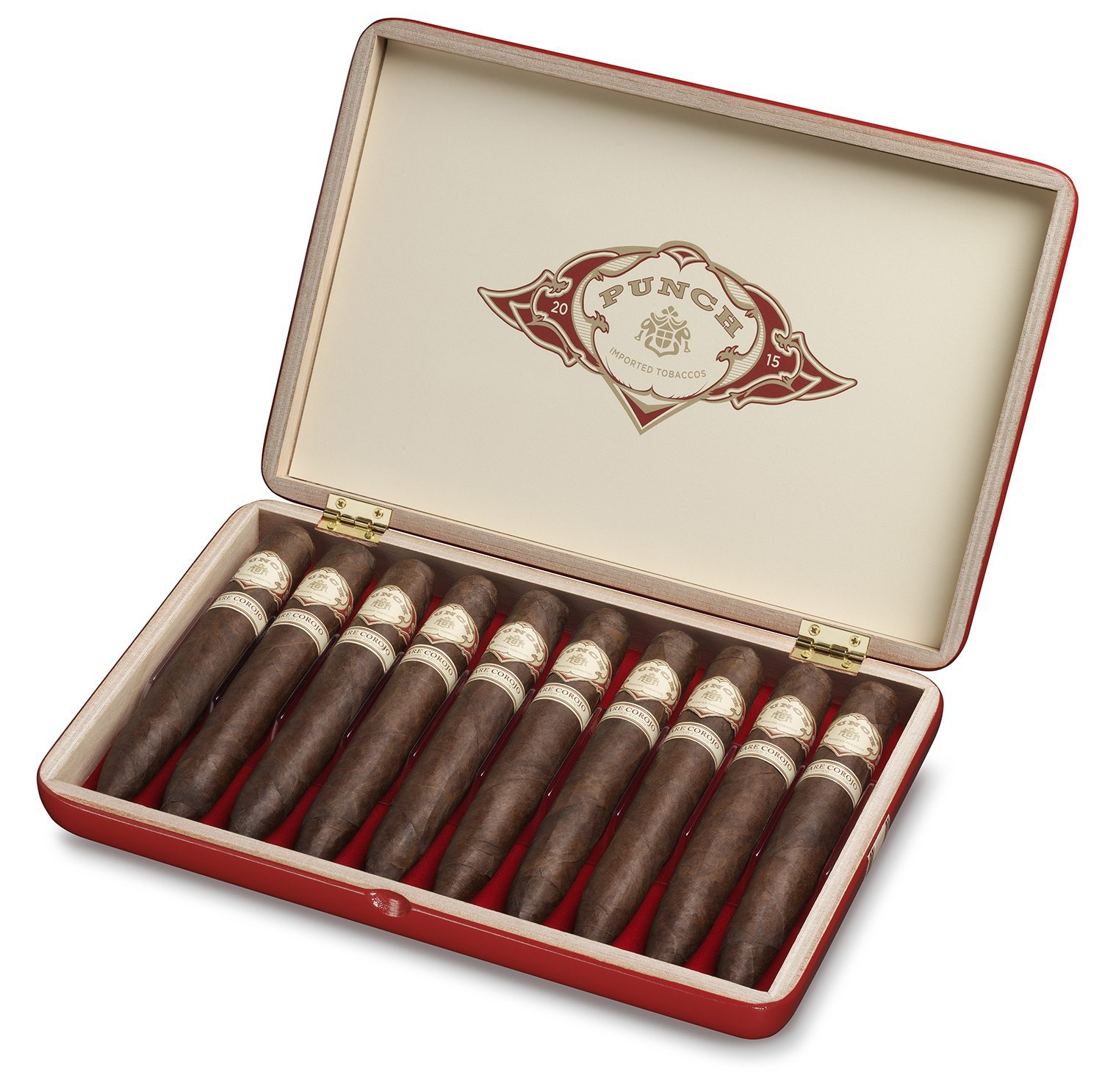 Cigar News: Punch Rare Corojo Returns with Two New Frontmarks