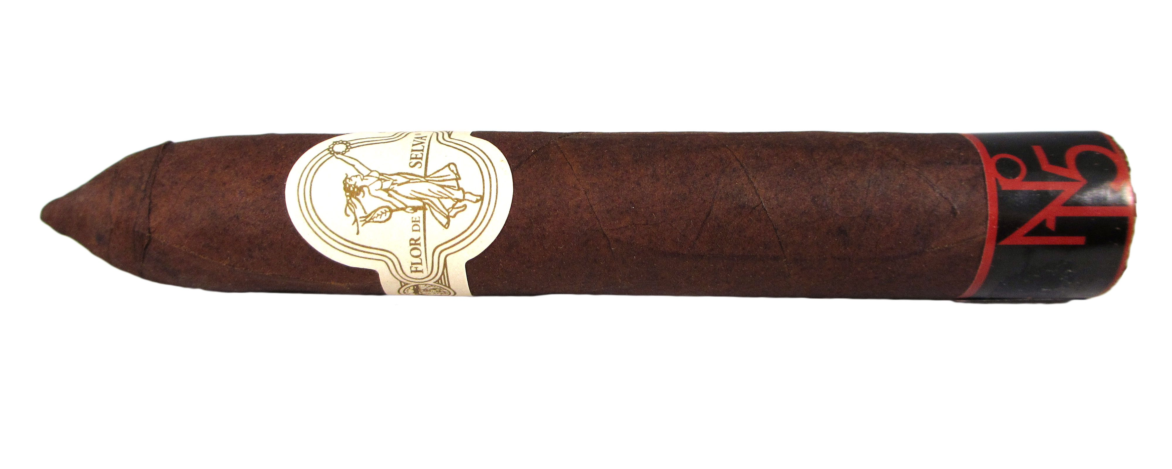 Blind Cigar Review: Maya Selva | Flor de Selva Maduro No. 15