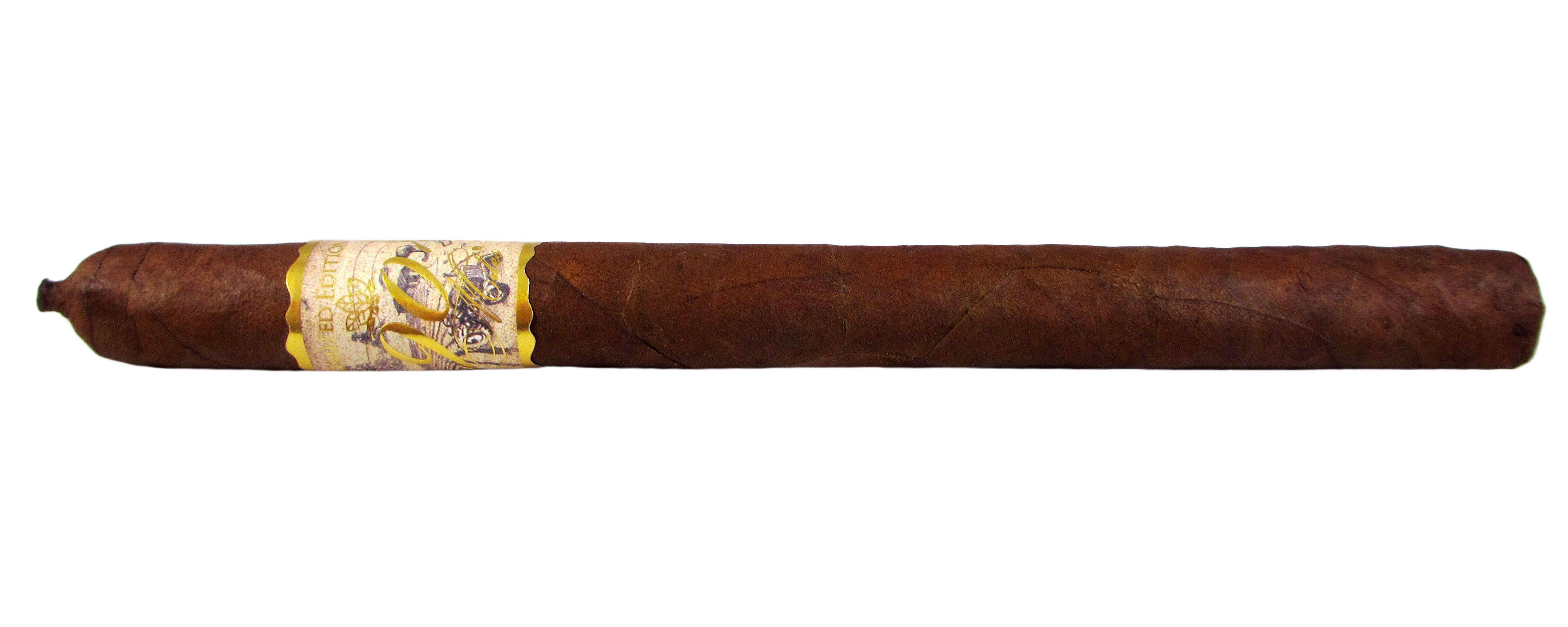 Blind Cigar Review: Flor de Gonzalez   90 Miles Nicaragua RA