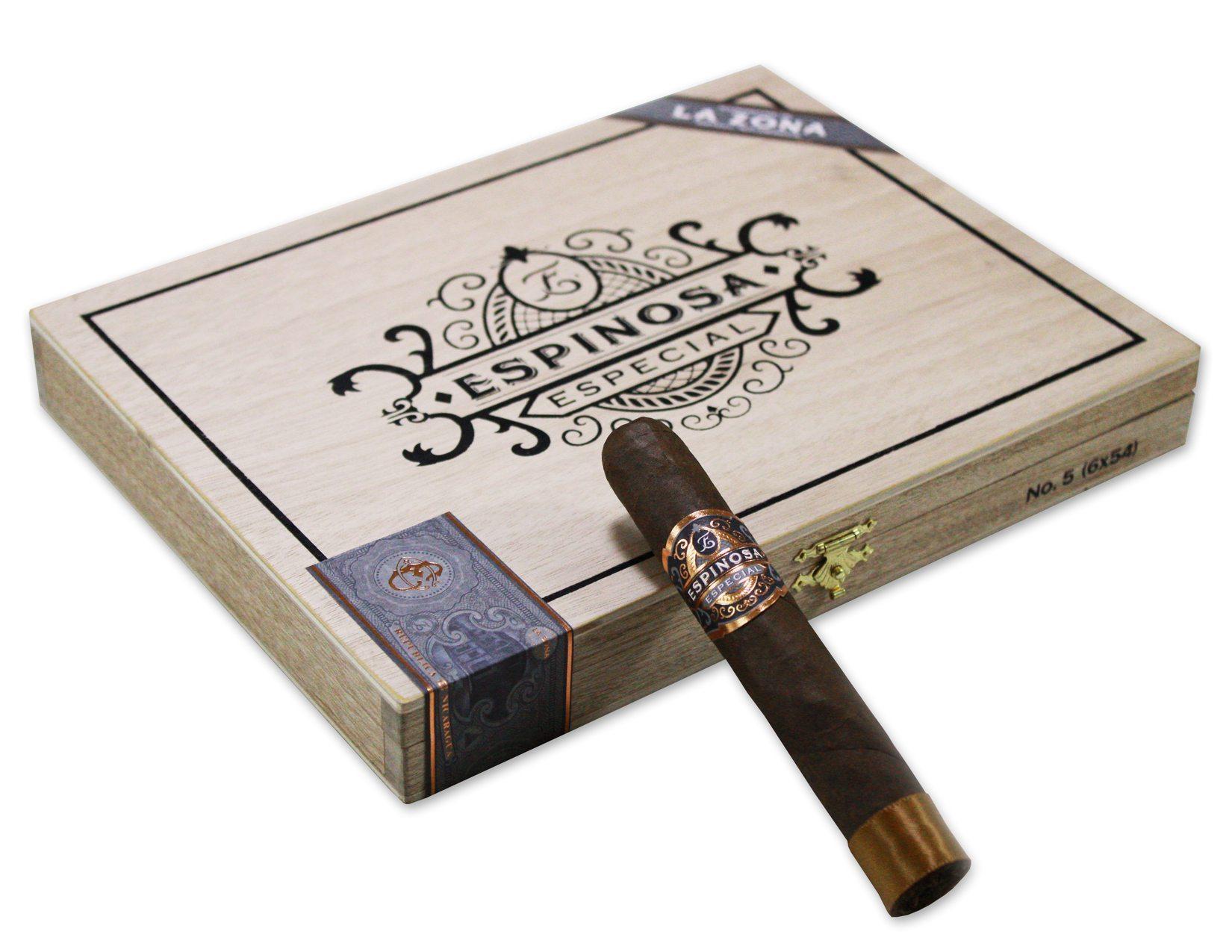 Cigar News: Espinosa Cigars Unveils Espinosa Especial