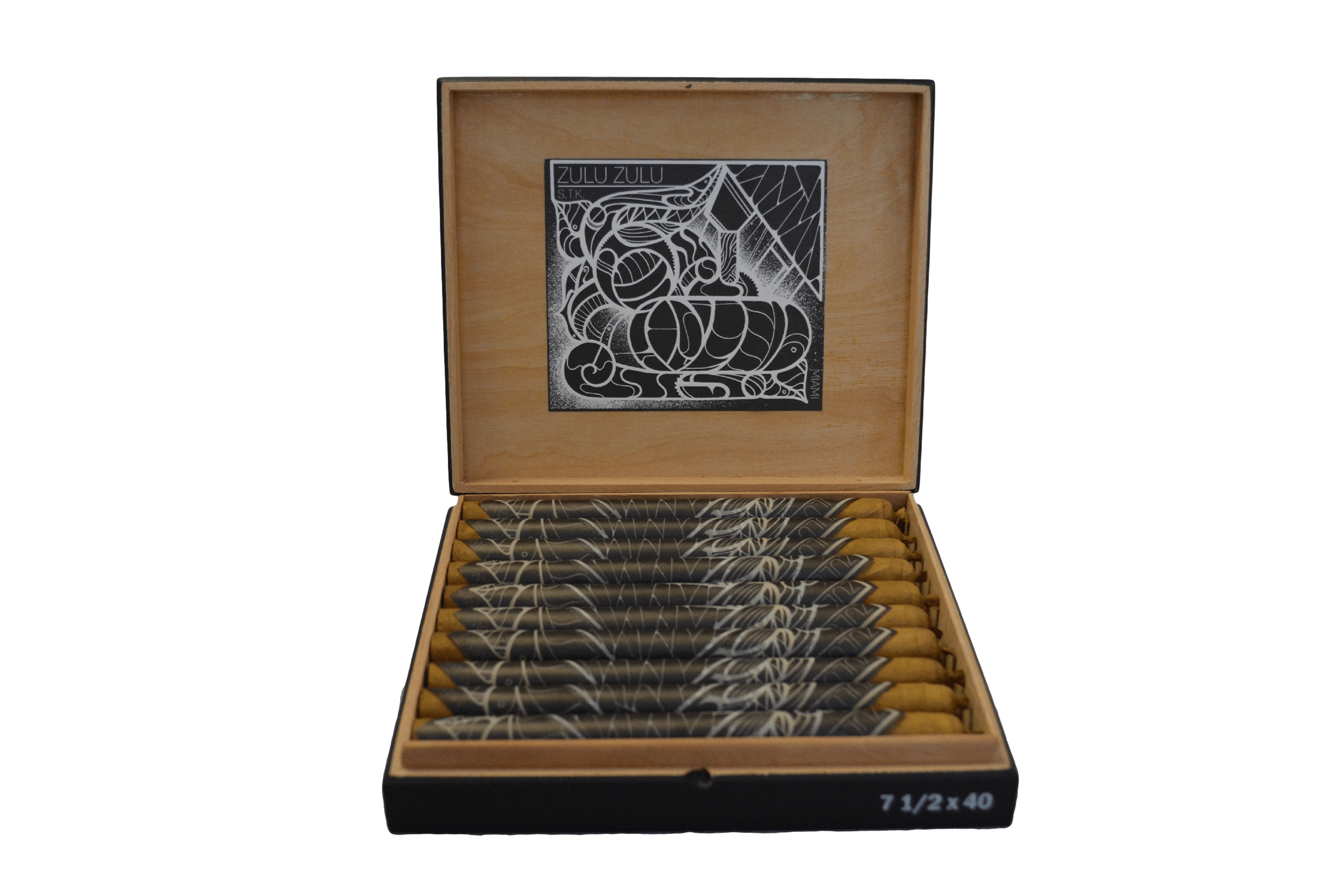 Cigar News: Gran Habano Announces The Official Release of George Rico S.T.K Zulu Zulu Mas Paz Edition