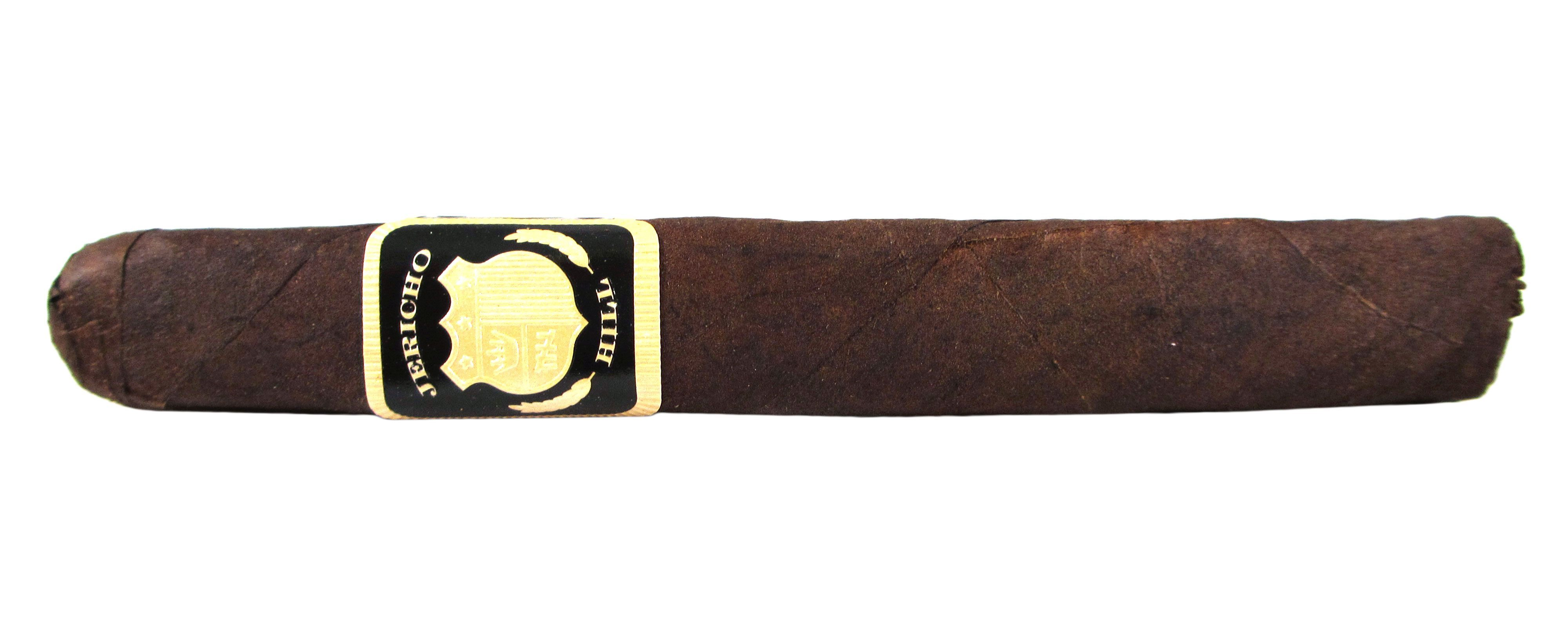 Blind Cigar Review: Crowned Heads | Jericho Hill .44S