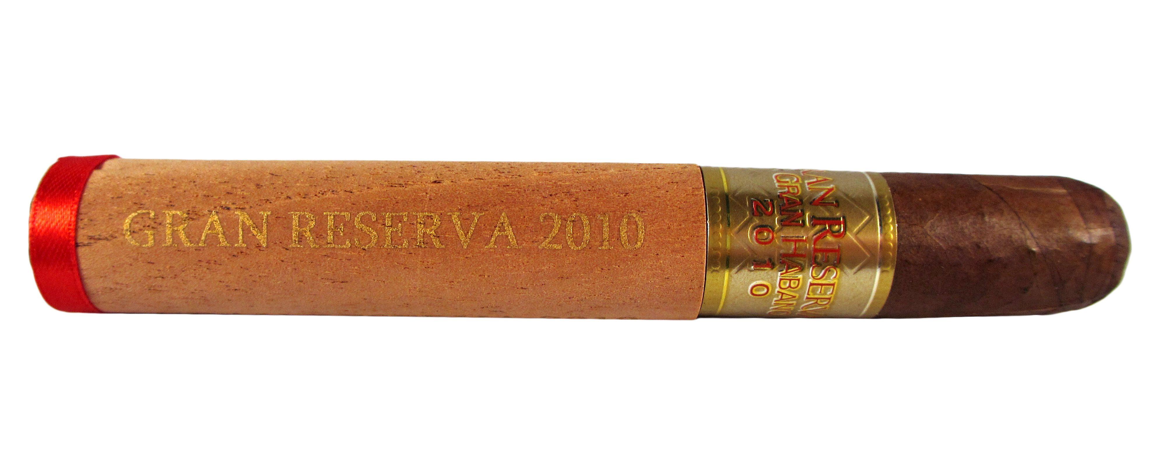 Blind Cigar Review: Gran Habano | Gran Reserva #5 2010 Gran Robusto