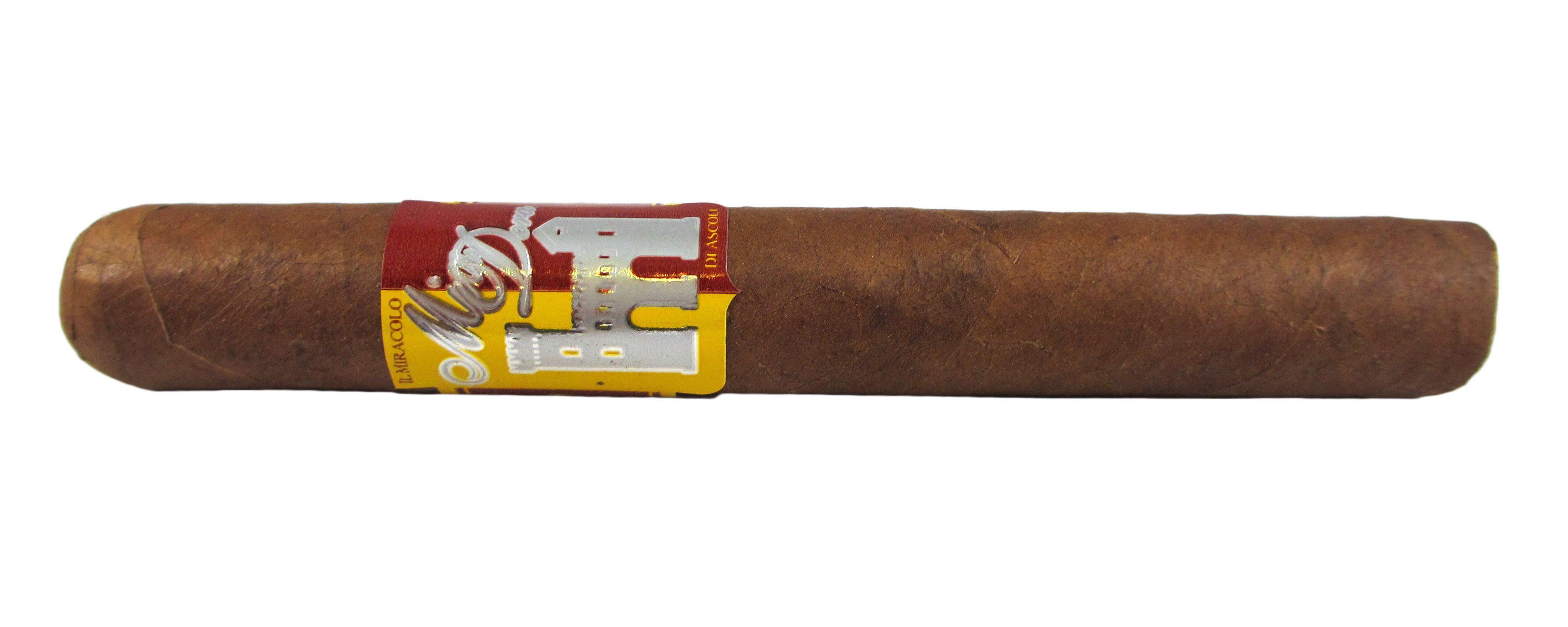Blind Cigar Review: Emilio | Mia Dora Coronita