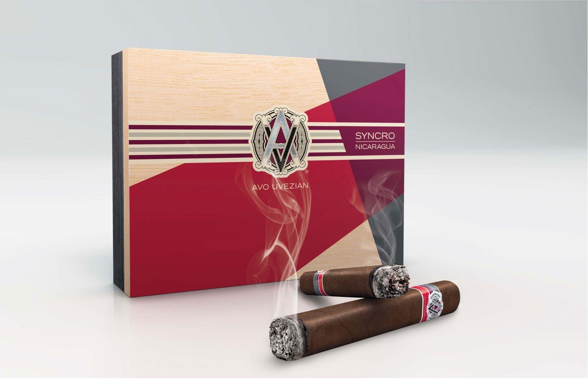 Cigar News: AVO Announces Syncro Nicaragua