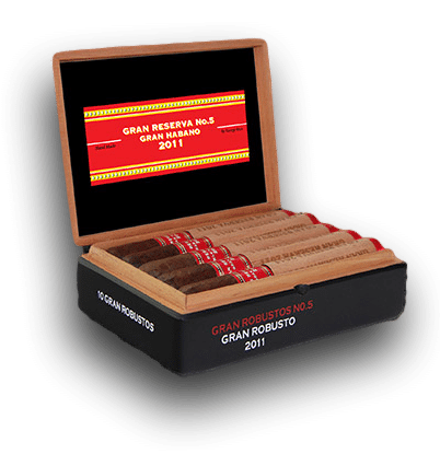 Cigar News: Gran Habano Announces Gran Reserva #5 2011