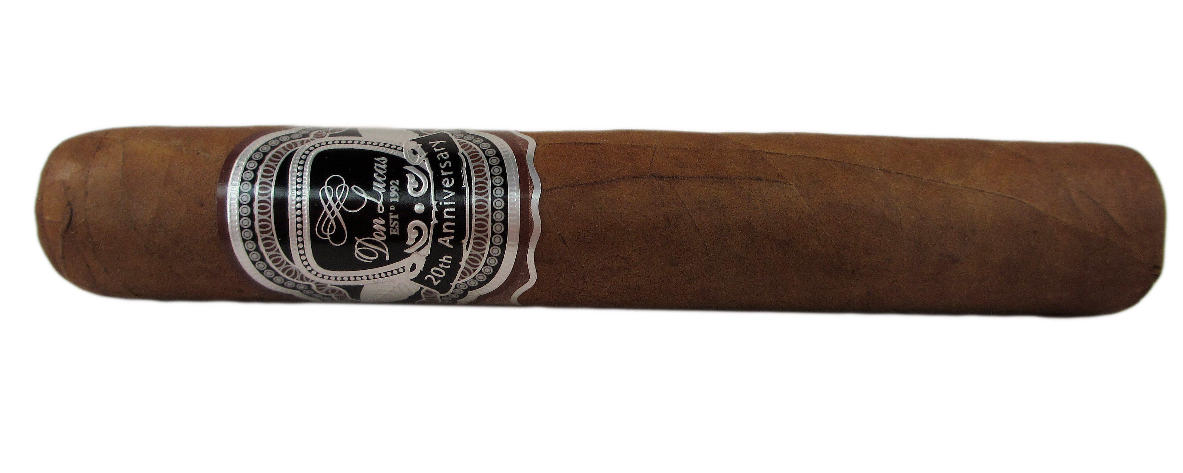 Blind Cigar Review: Don Lucas | 20th Anniversary Robusto Gordo Aniversario