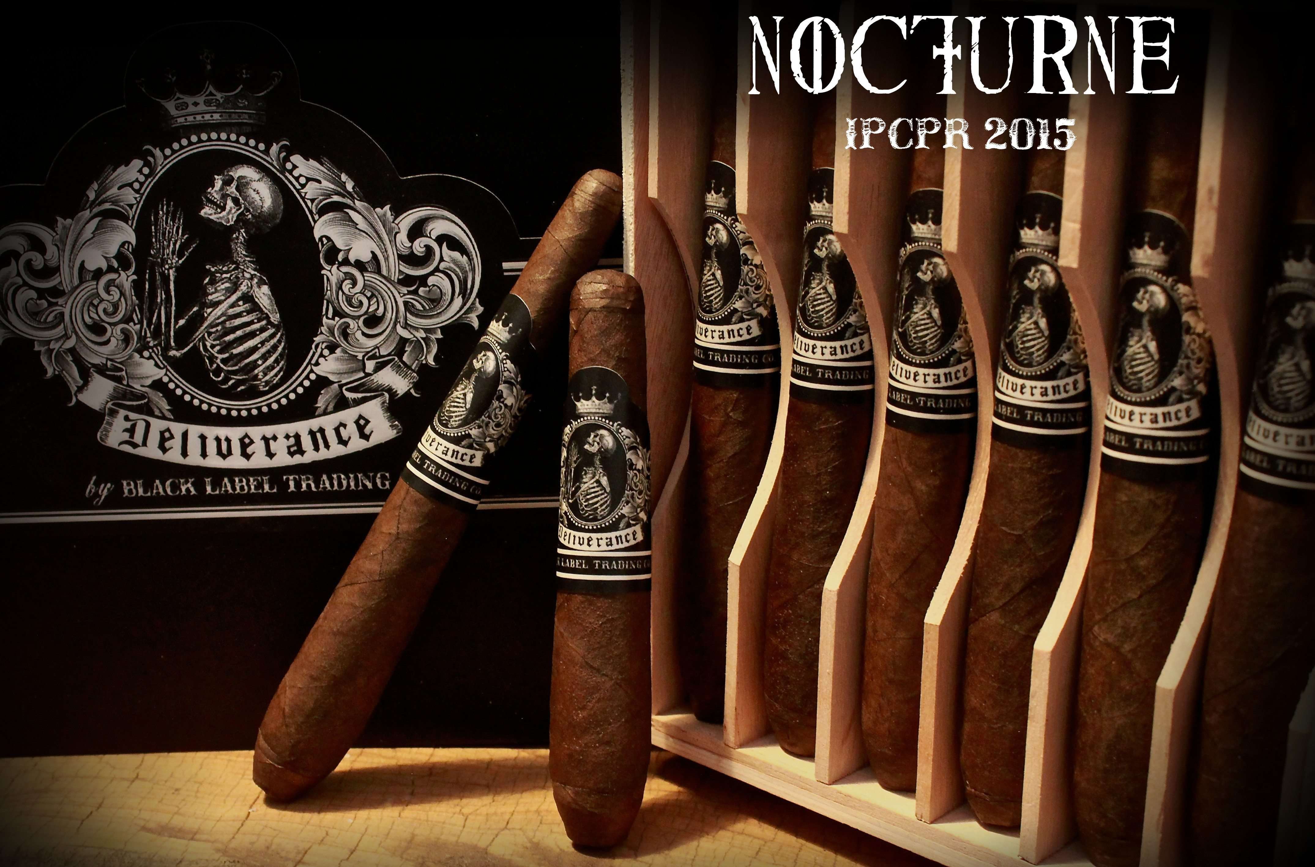 Cigar News: Black Label Trading Company Announces Deliverance Nocturne