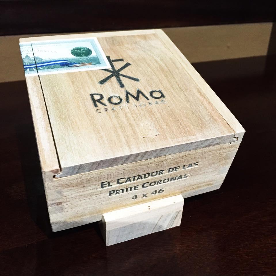 Cigar News: RoMa Craft Tobac Announces El Catador de Las Petite Coronas