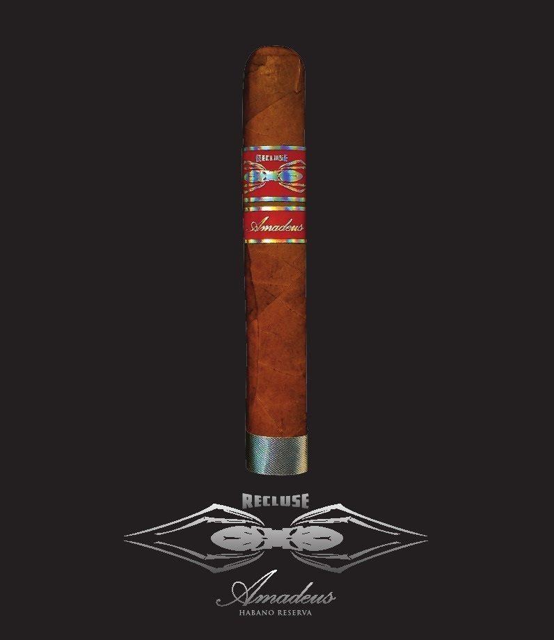Cigar News: Recluse Cigar Company Announces Recluse Amadeus Habano Reserva