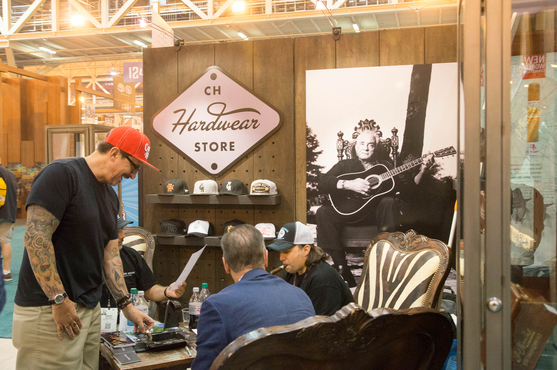 IPCPR: The Show in Pictures 2015 – Crowned Heads