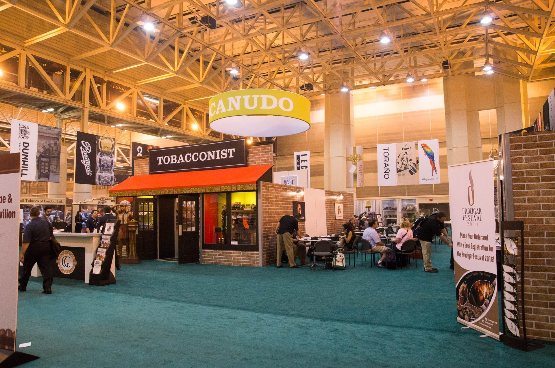 IPCPR: The Show in Pictures 2015 – General Cigar