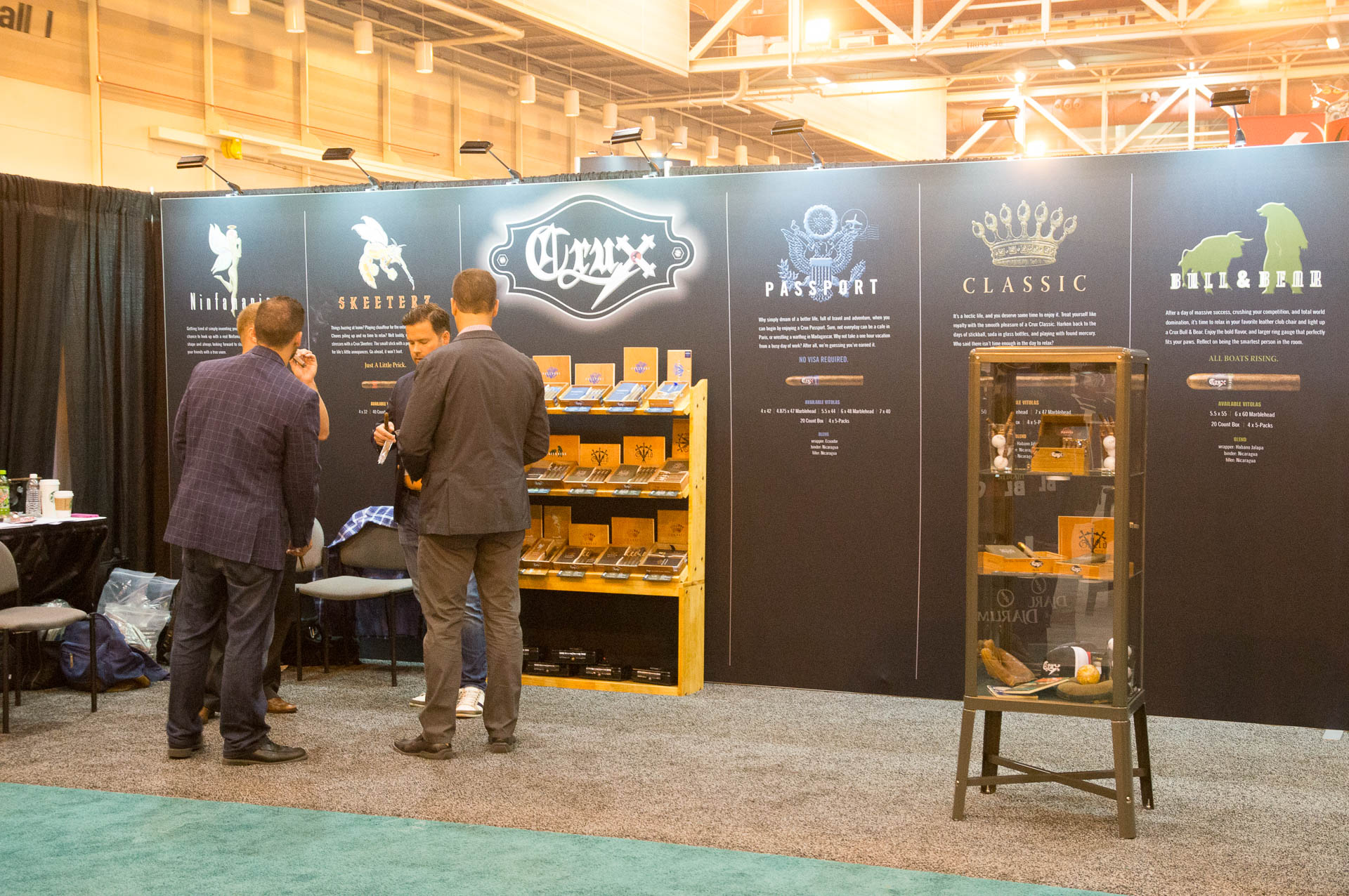 IPCPR: The Show in Pictures 2015 – Crux