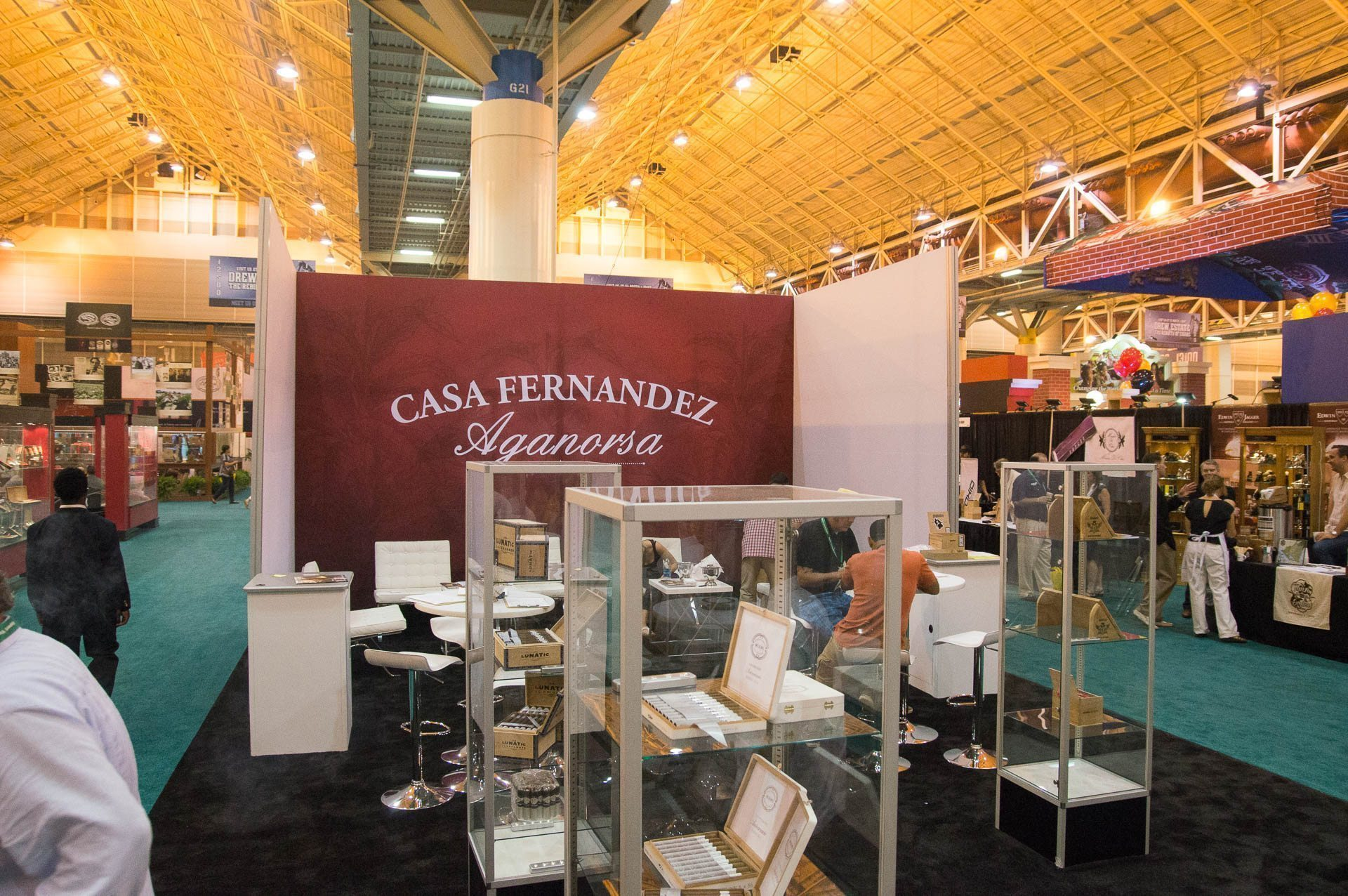 IPCPR: The Show in Pictures 2015 – Casa Fernandez