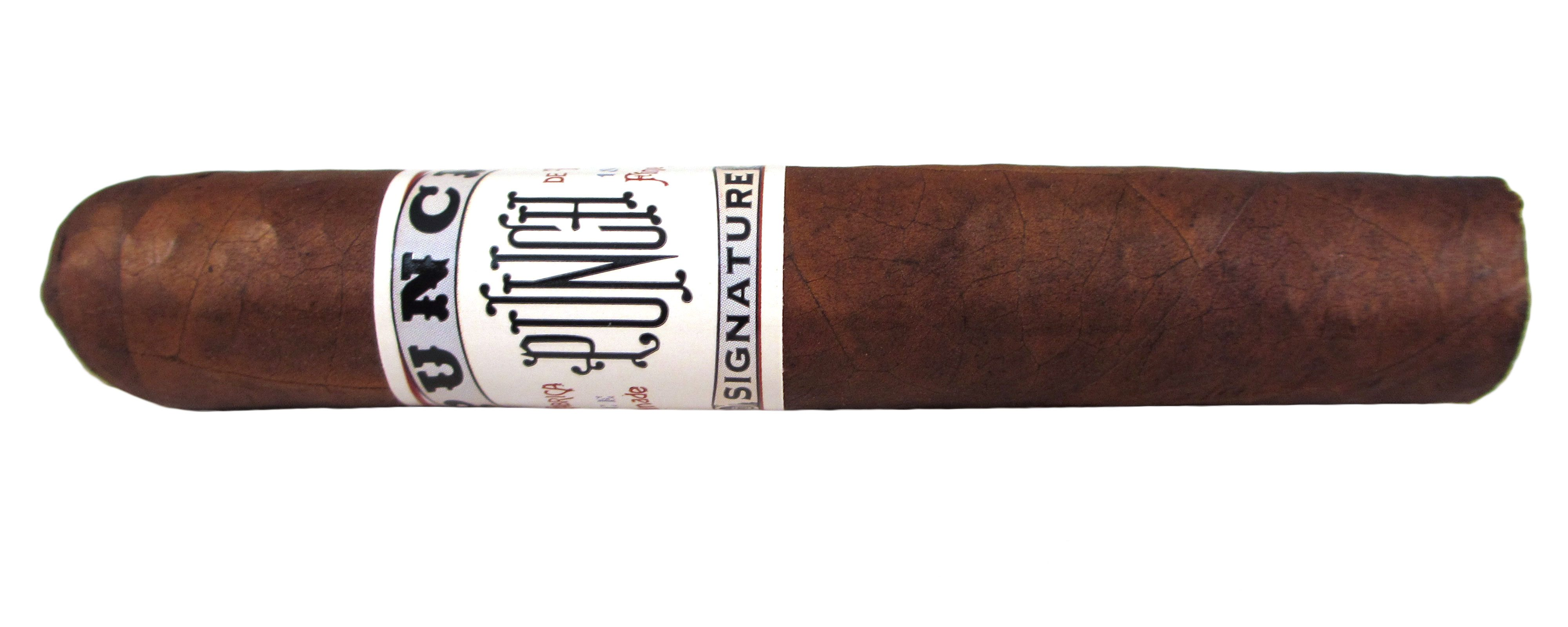 Blind Cigar Review: Punch | Signature Robusto