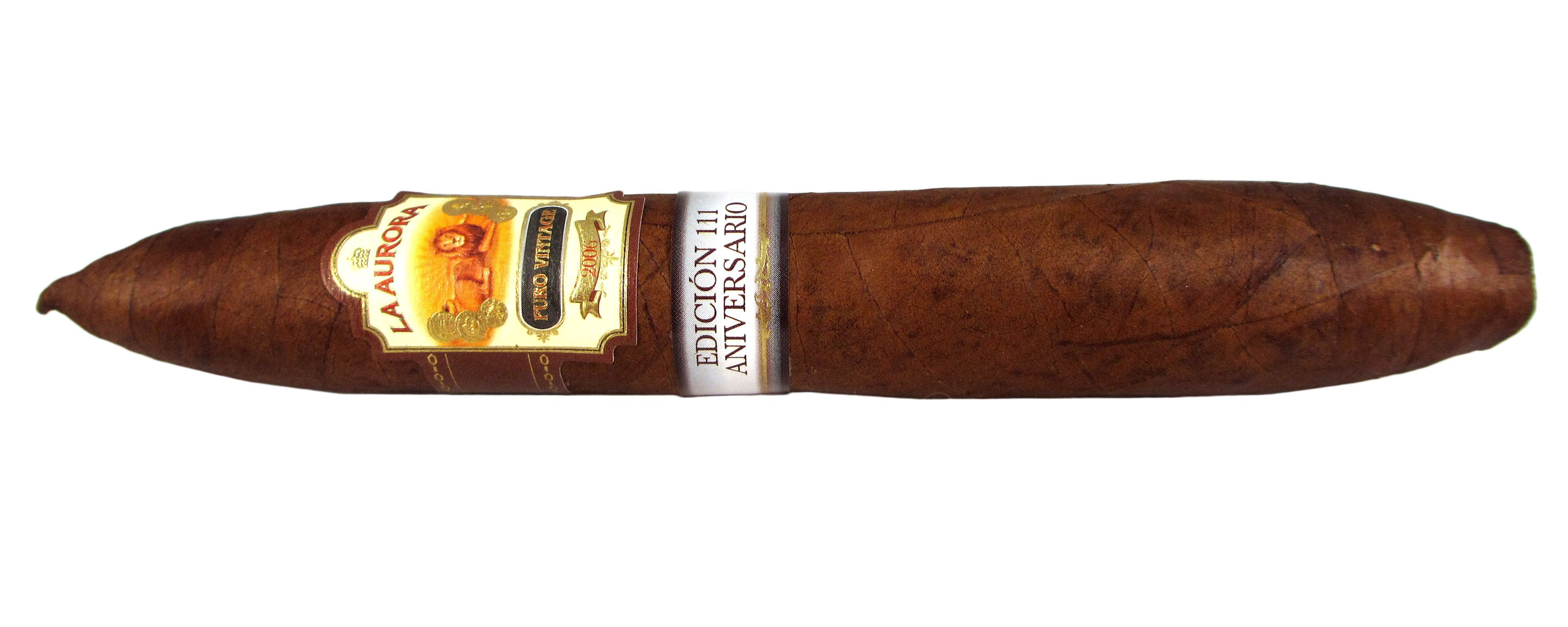 Blind Cigar Review: La Aurora | Puro Vintage 2006