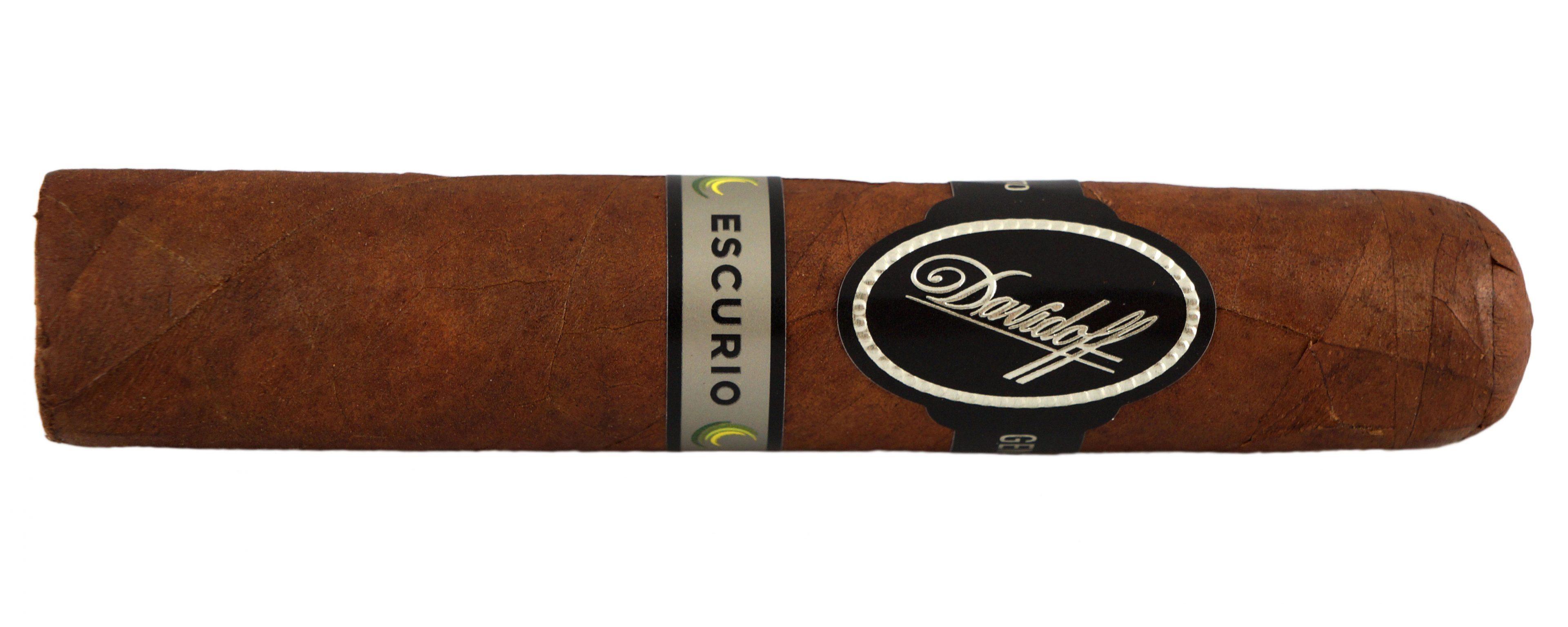Blind Cigar Review: Davidoff | Escurio Robusto