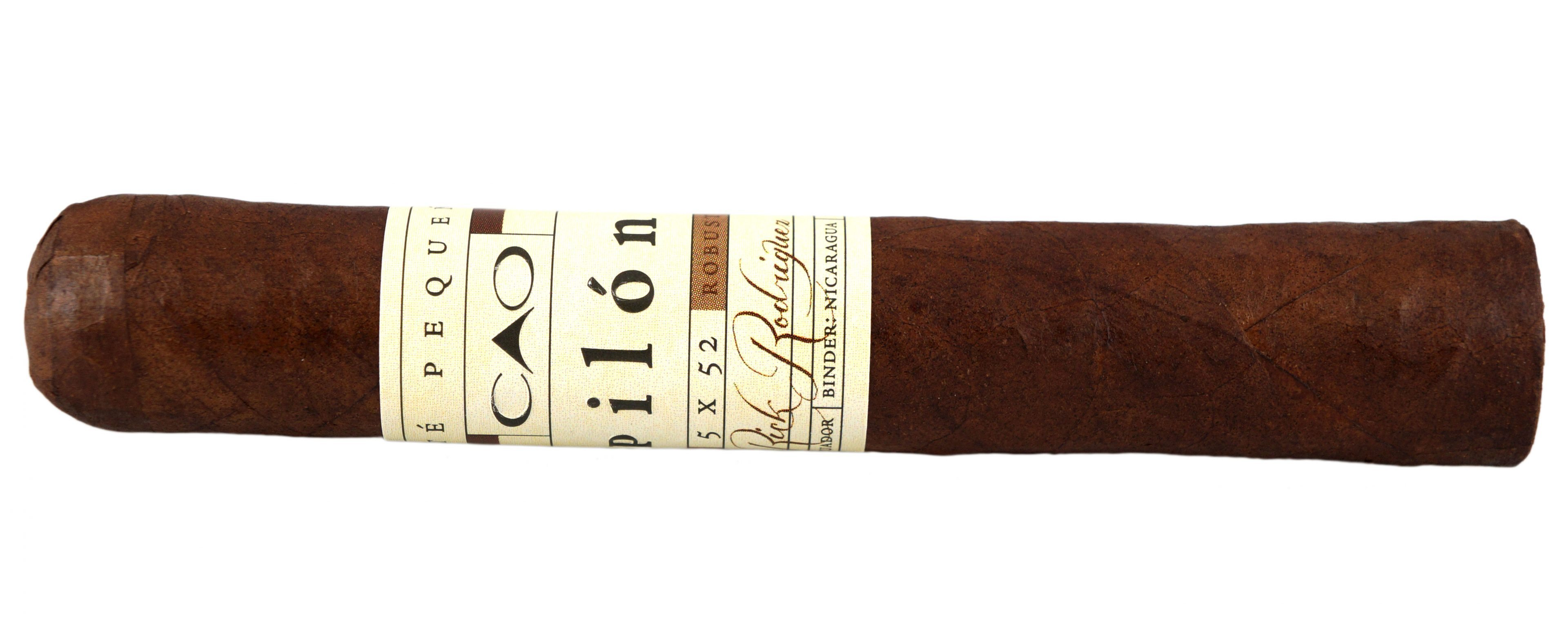 Blind Cigar Review: CAO | Pilón Robusto