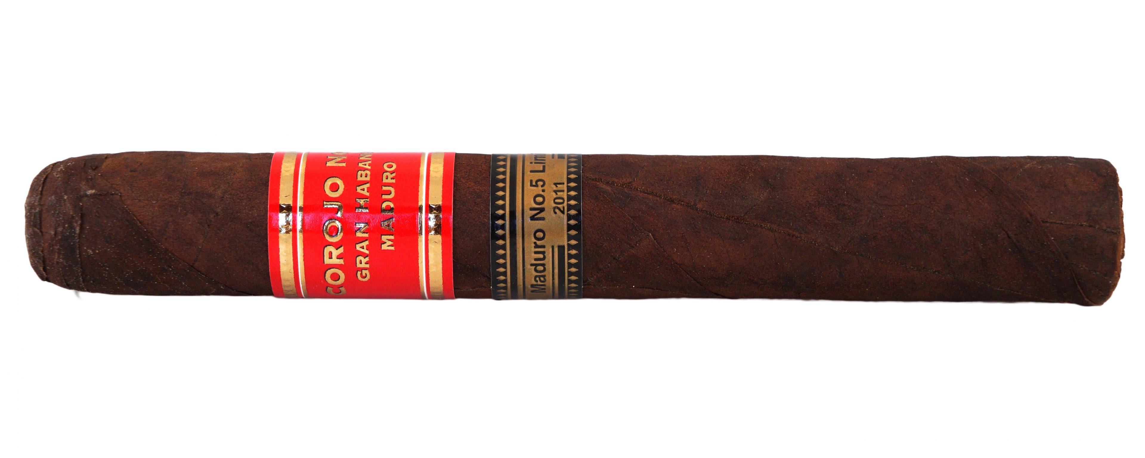 Blind Cigar Review: Gran Habano | Corojo No. 5 Maduro 2011 Gran Robusto