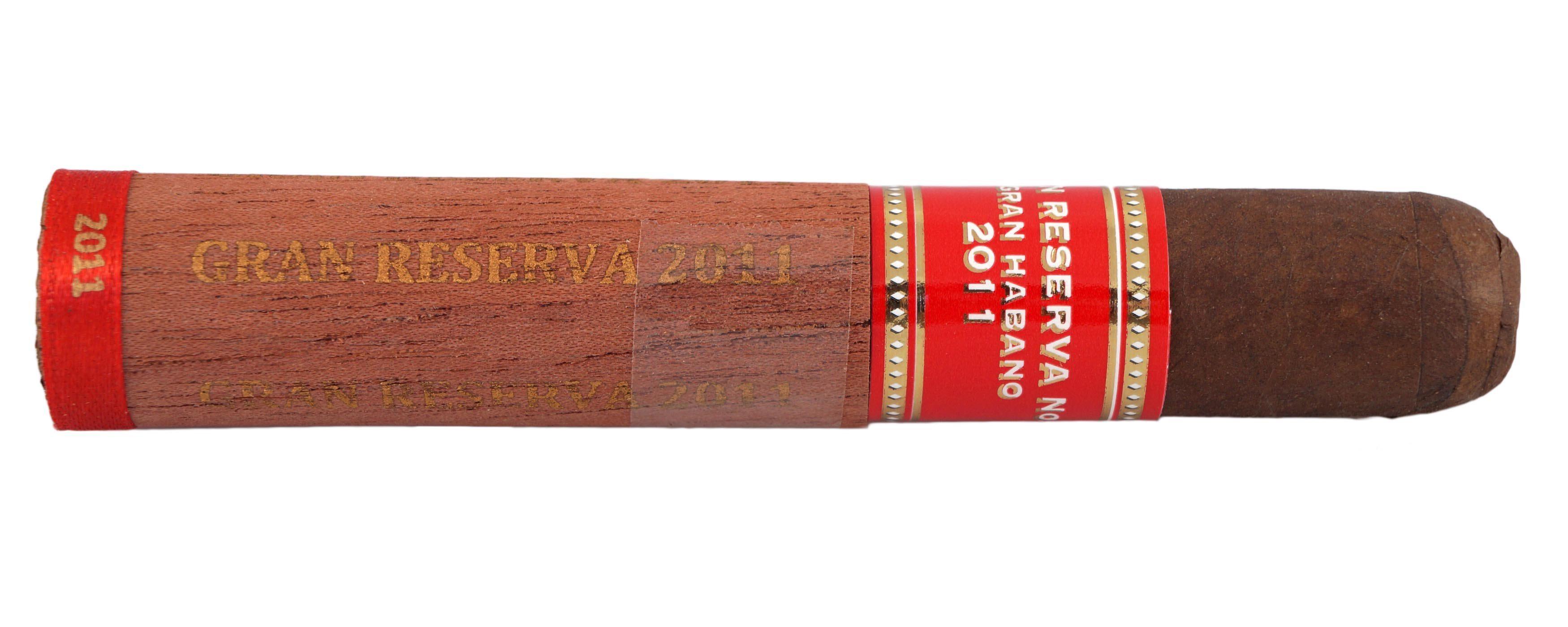 Blind Cigar Review: Gran Habano | Gran Reserva No. 5 2011 Robusto