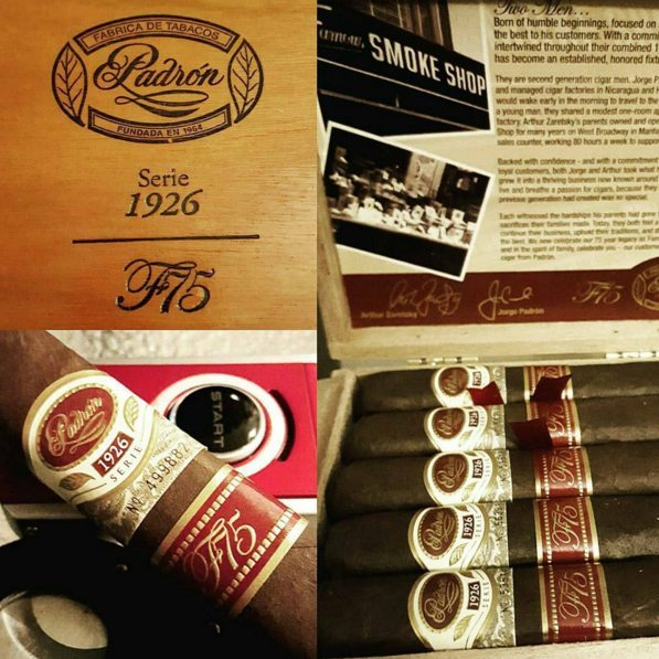 Cigar News: Famous Smoke Announces Exclusive Padrón To Celebrate 75th Anniversary