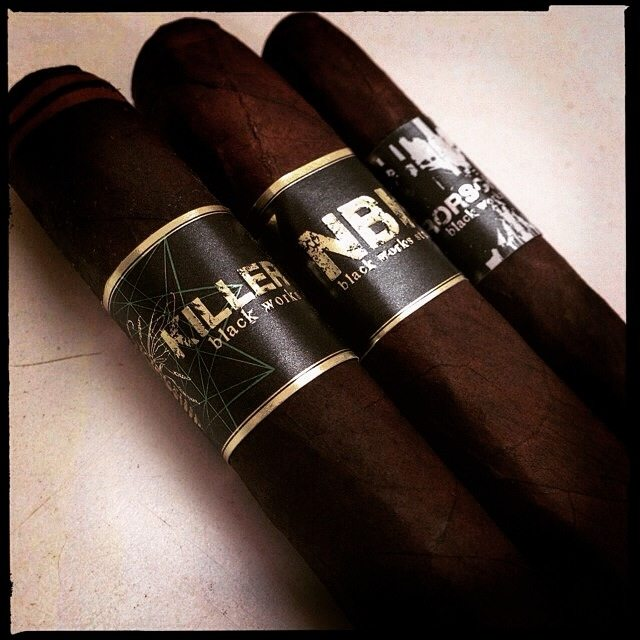 Cigar News: Black Works Studio Ships First Three Releases