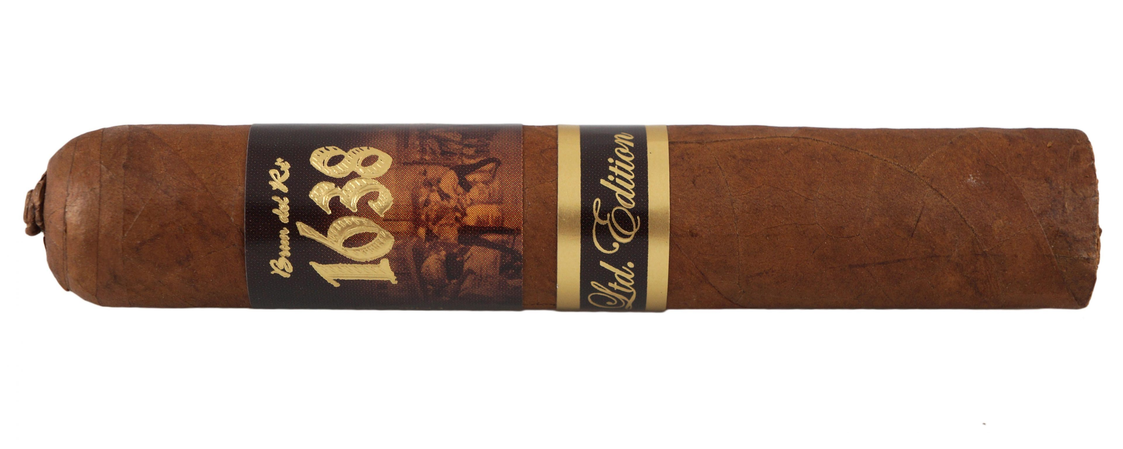 Blind Cigar Review: Brun del Ré | 1638 Gran Toro Ltd. Edition