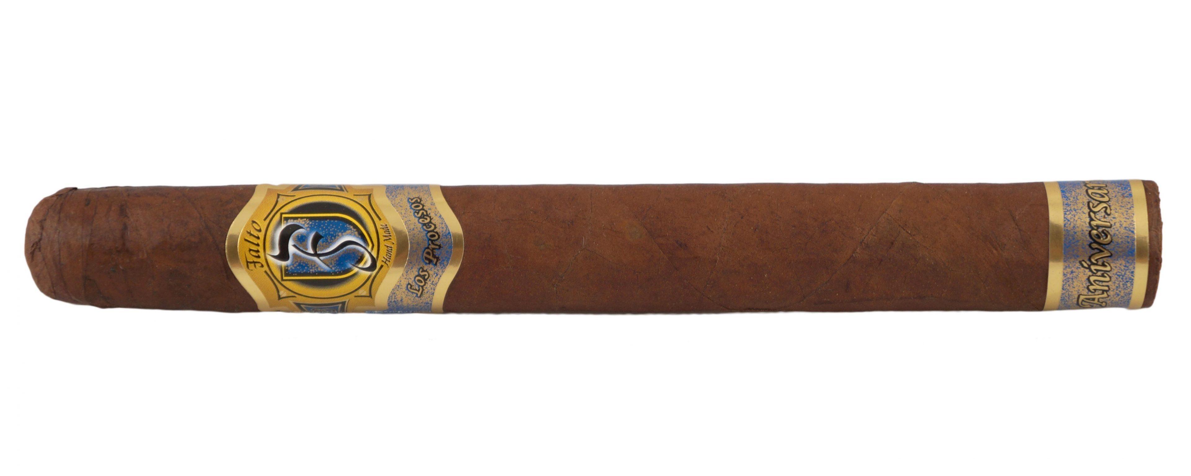 Blind Cigar Review: Falto | 20th Anniversary Los Procesos