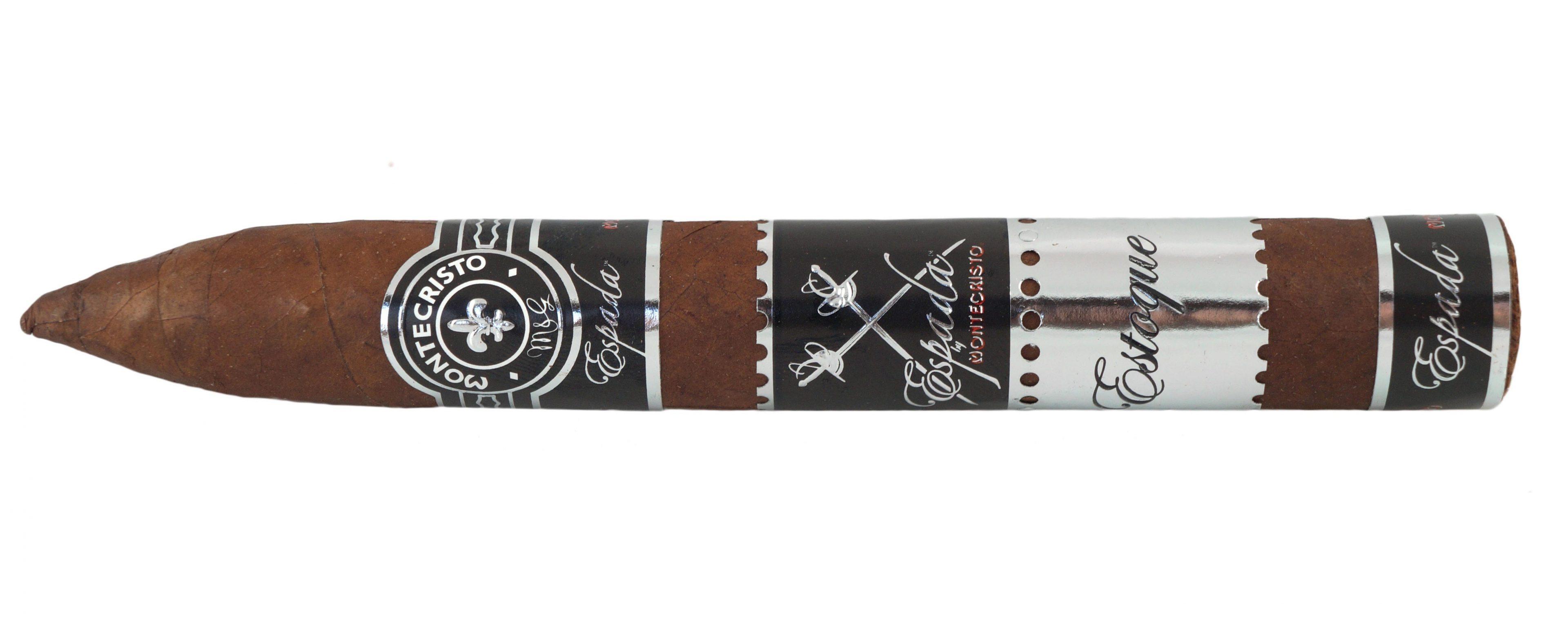 Blind Cigar Review: Montecristo | Espada Estoque
