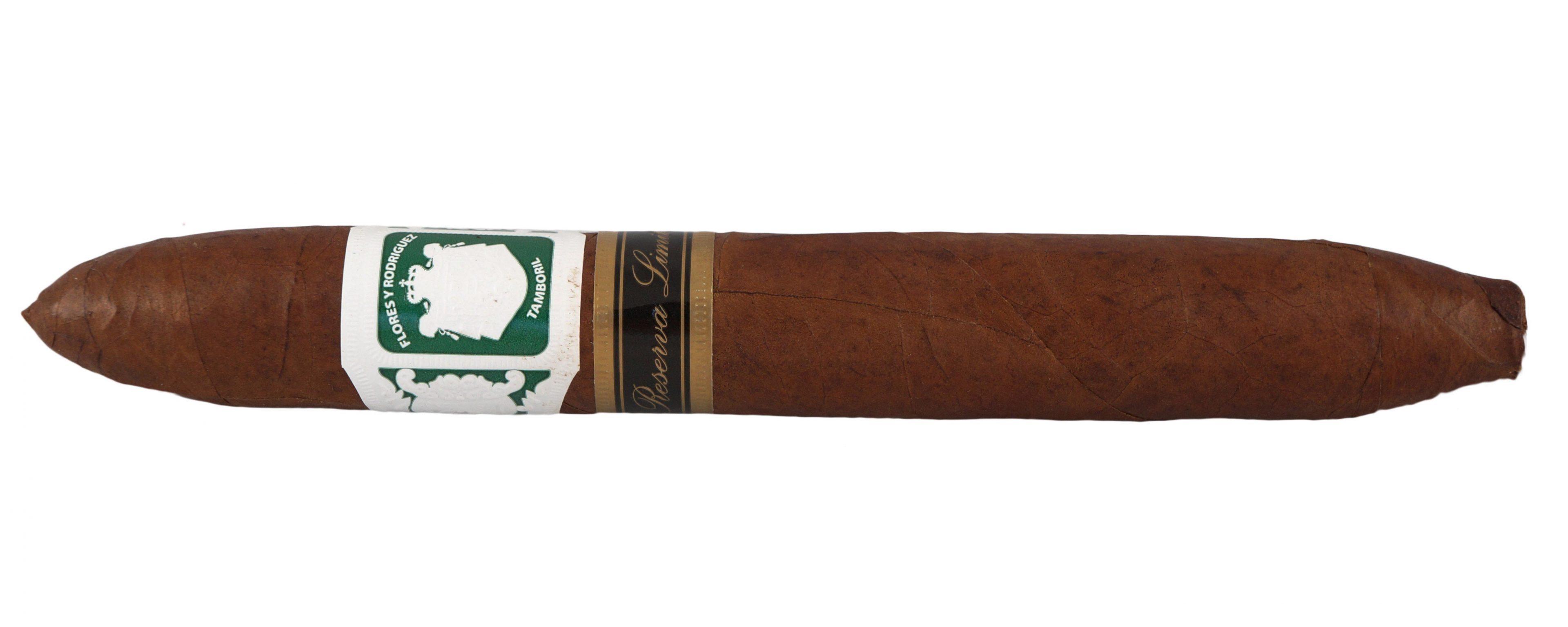 Blind Cigar Review: Flores y Rodriguez | 10th Anniversary Reserva Limitada Figurado