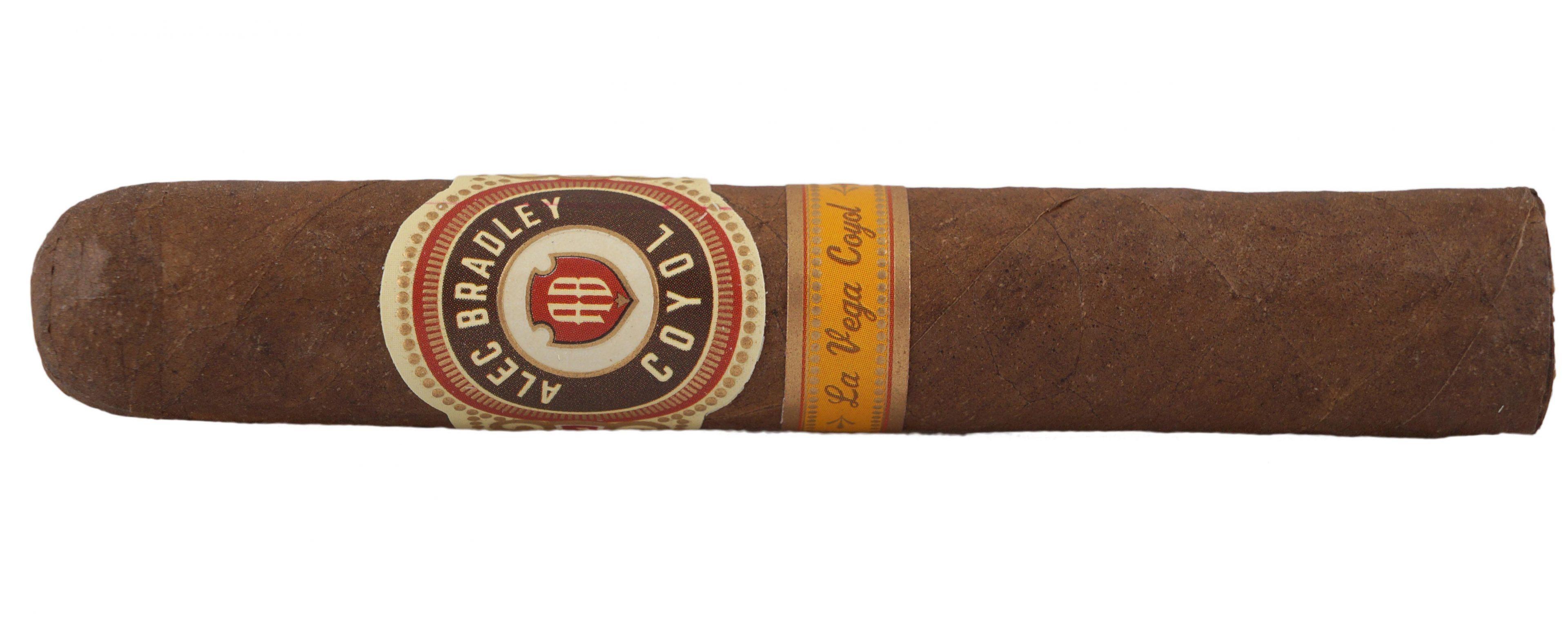 Blind Cigar Review: Alec Bradley | Coyol Robusto