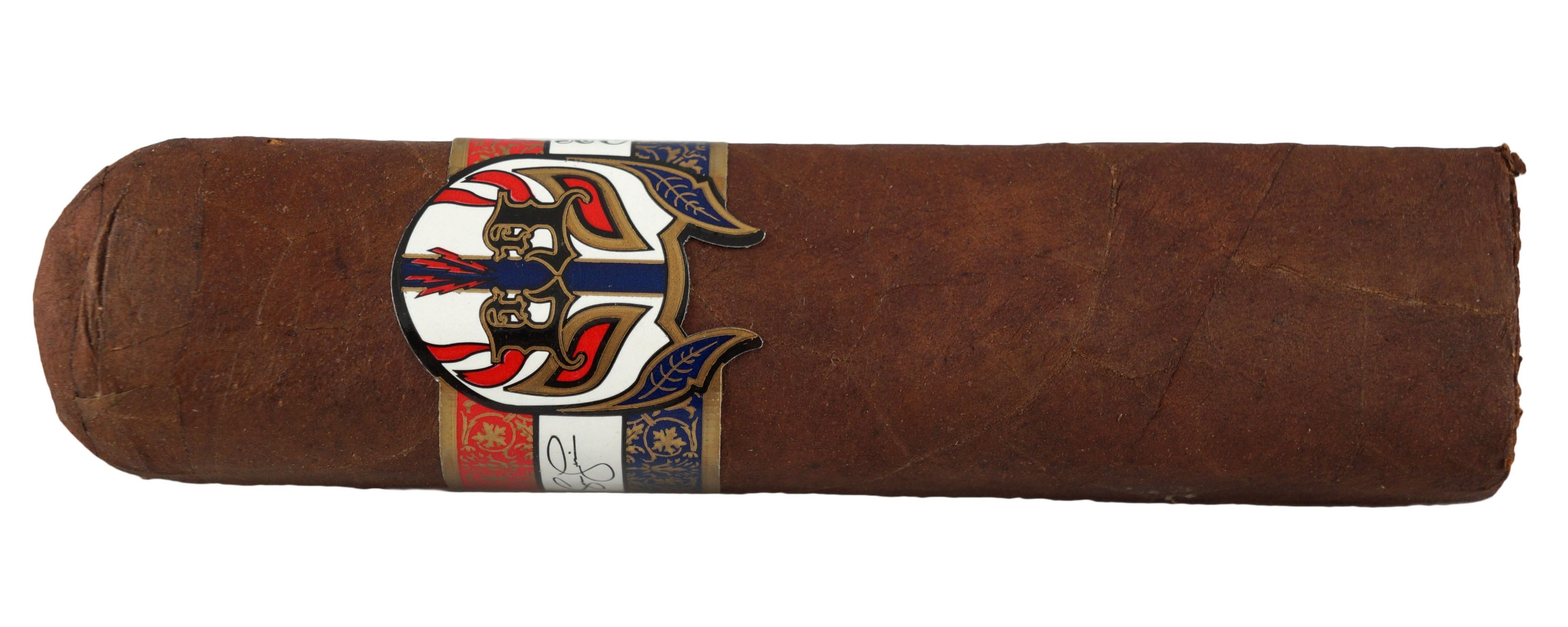 Blind Cigar Review: Leccia | Luchador El Gringo Frog Splash
