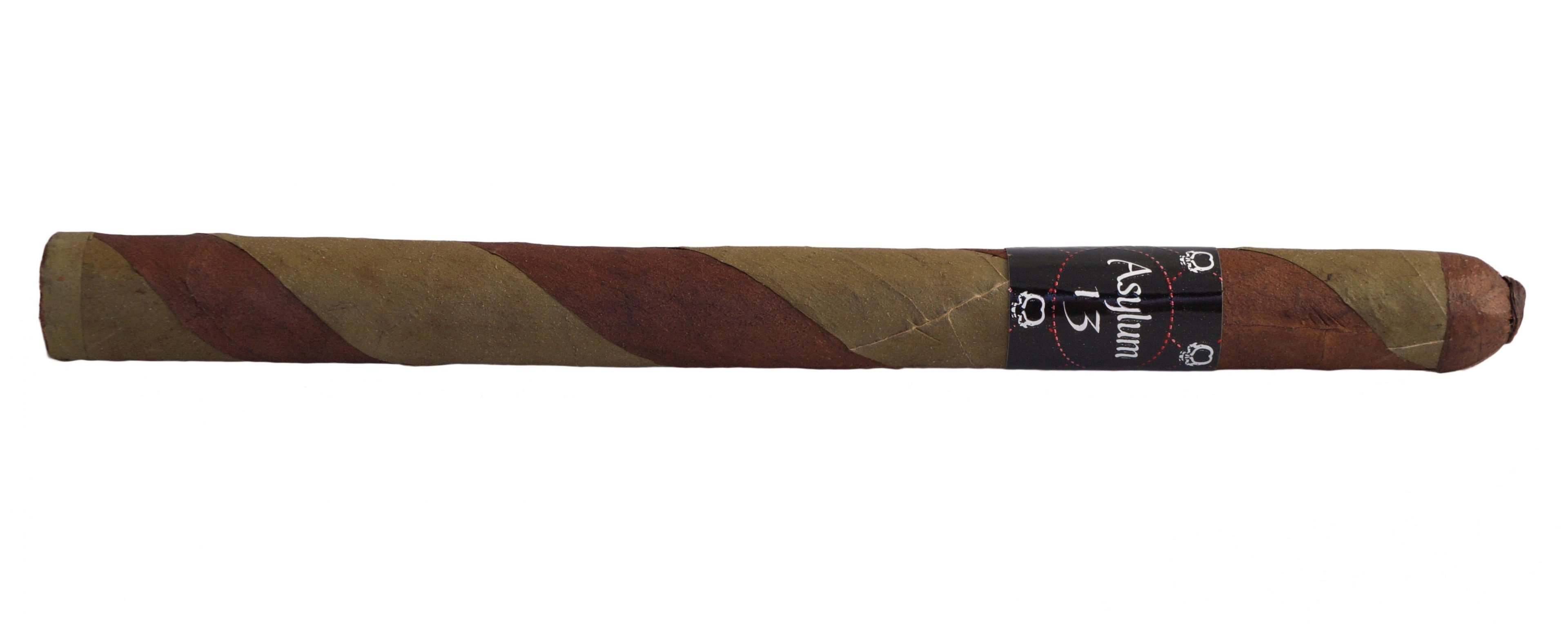 Blind Cigar Review: Asylum 13 | Ogre Lancero