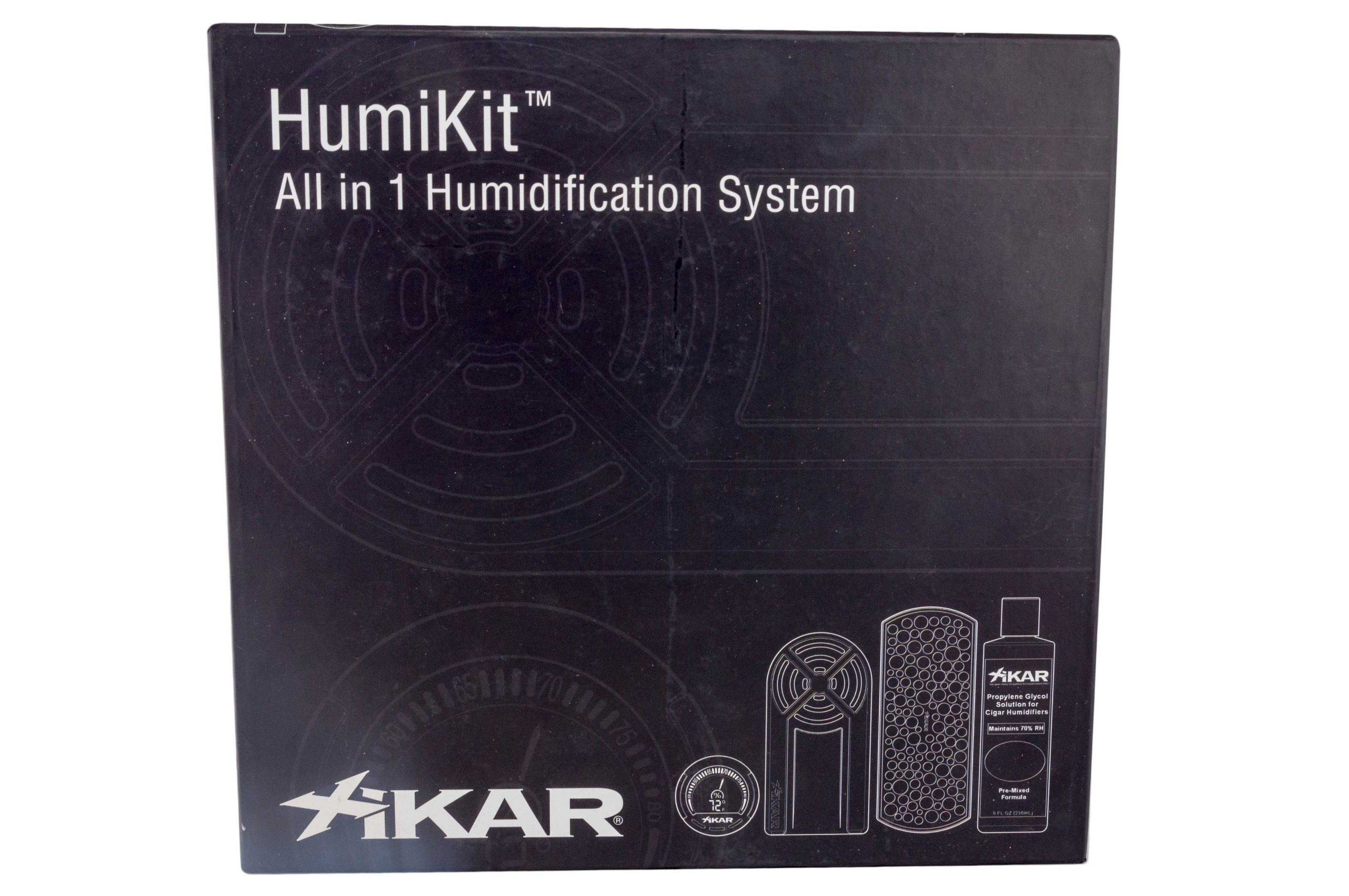 Accessory Review: Xikar | HumiKit