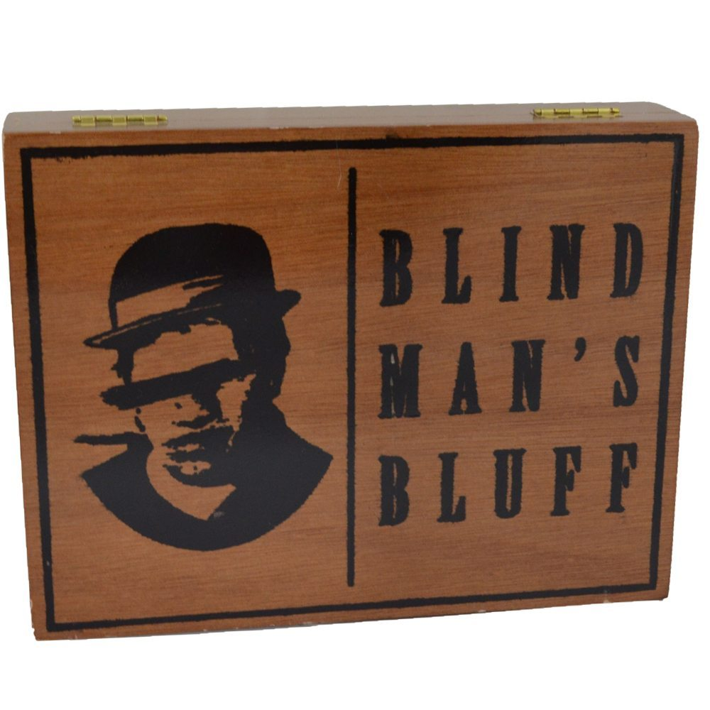 Contest: Box of Caldwell Blind Man's Bluff from Cigars City