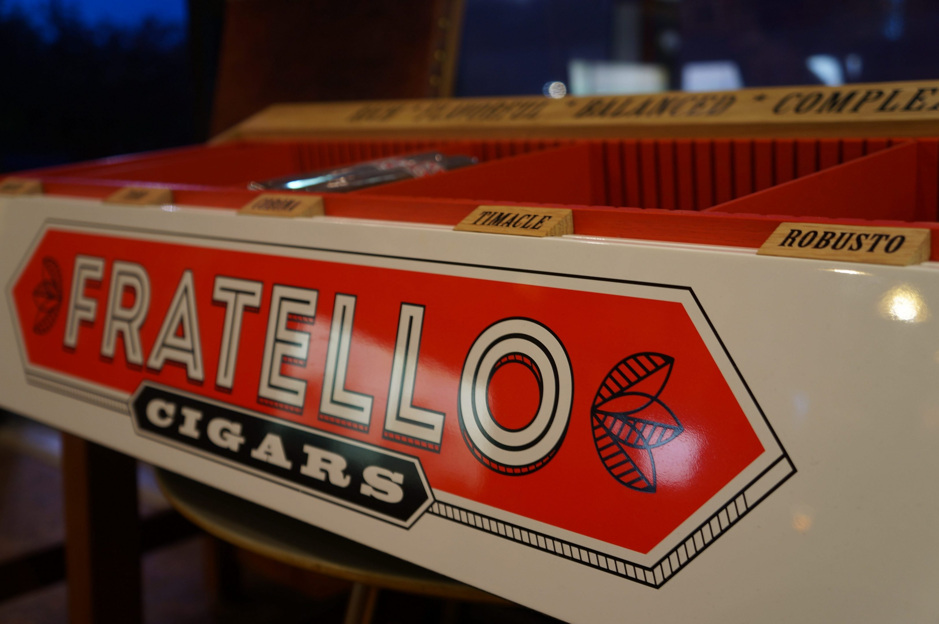 Cigar News: Fratello Updates Retail Trays