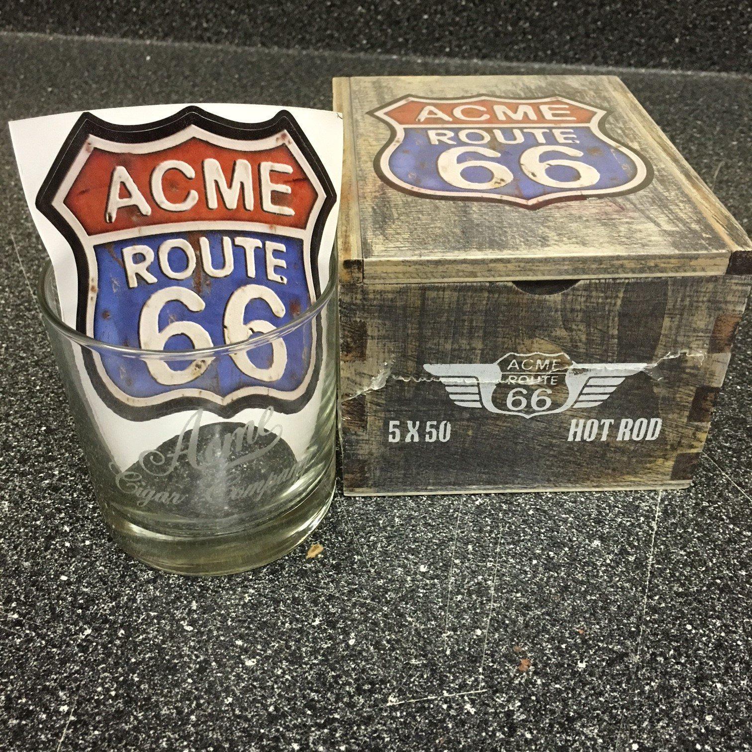 Contest: Box of ACME Cigars Plus More Prizes