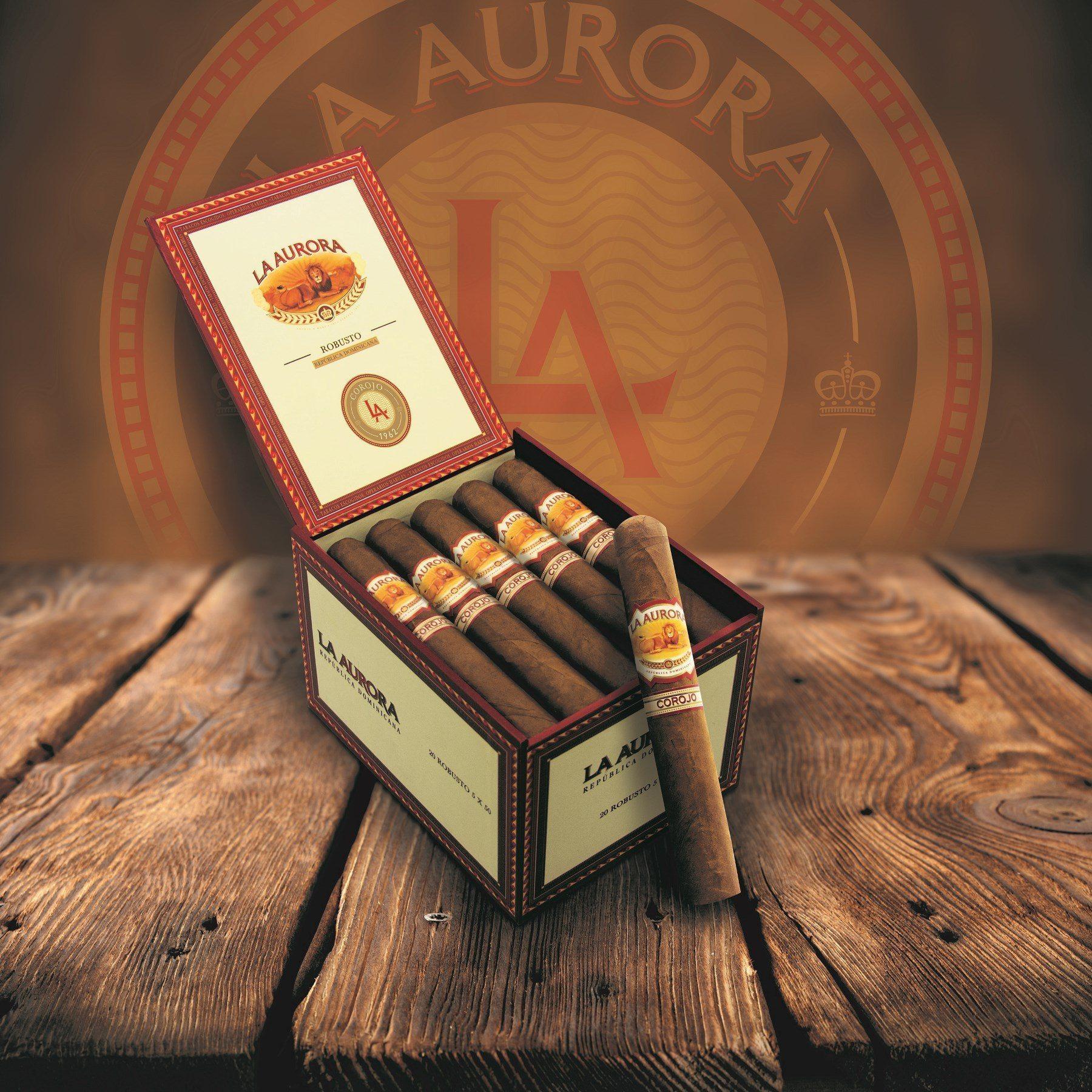 Cigar News: La Aurora Announces 1962 Corojo and 1987 Connecticut
