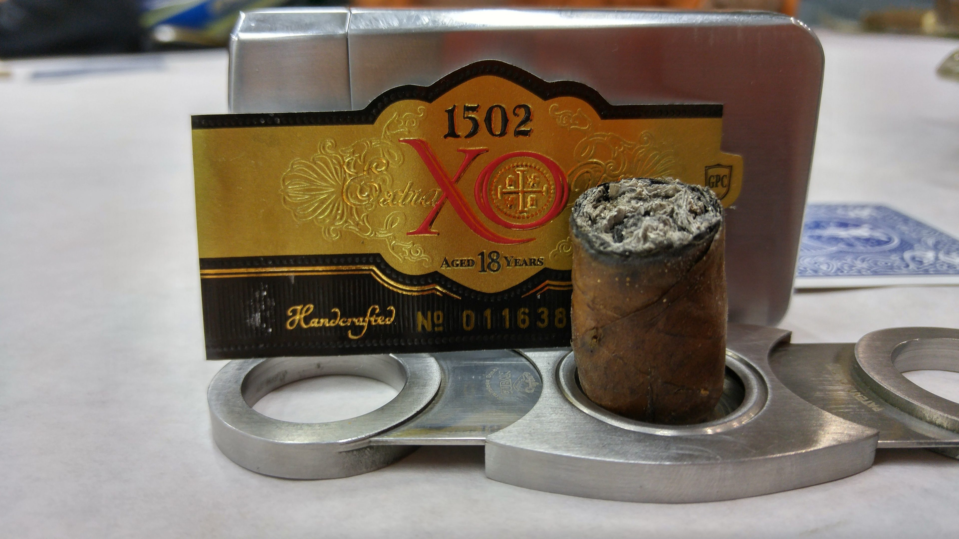 Quick Cigar Review: 1502 | XO