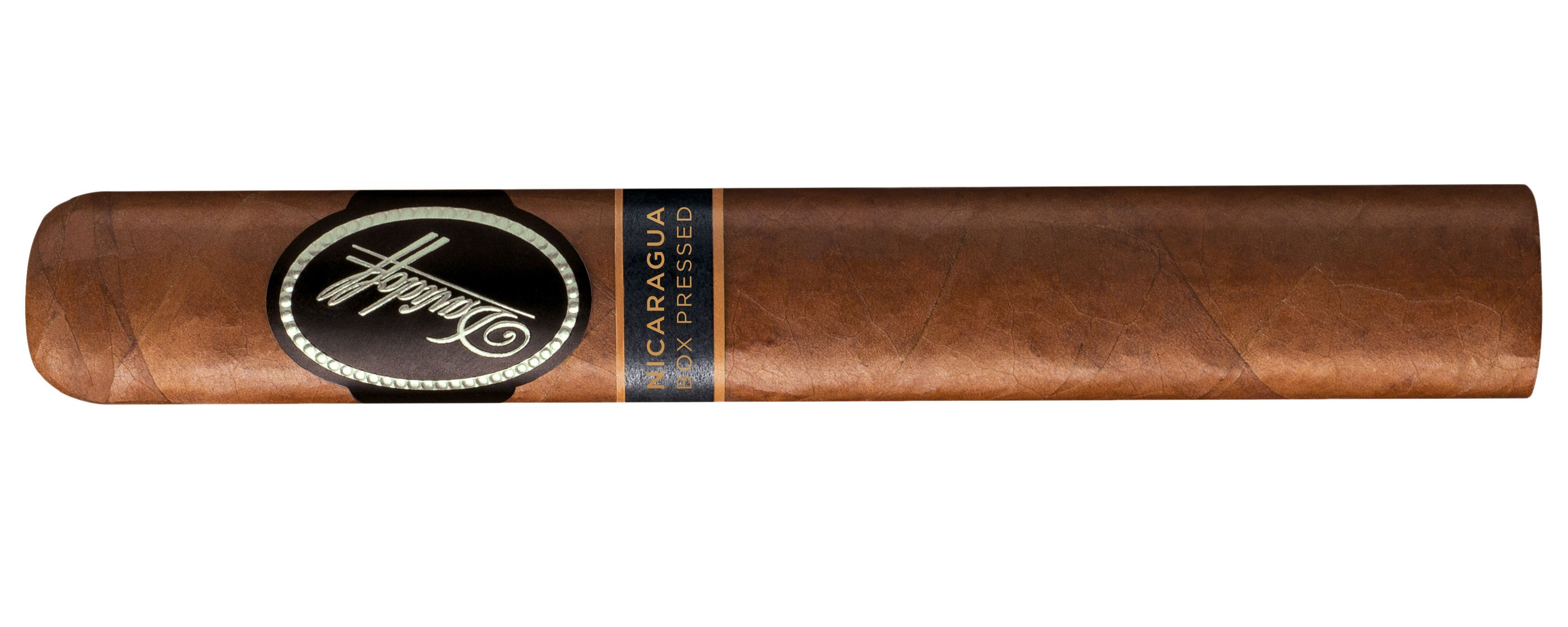 Blind Cigar Review: Davidoff | Nicaragua Box Pressed