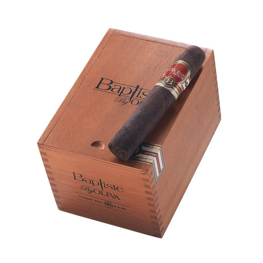 Cigar News: Famous Smoke Announces Baptiste by Oliva