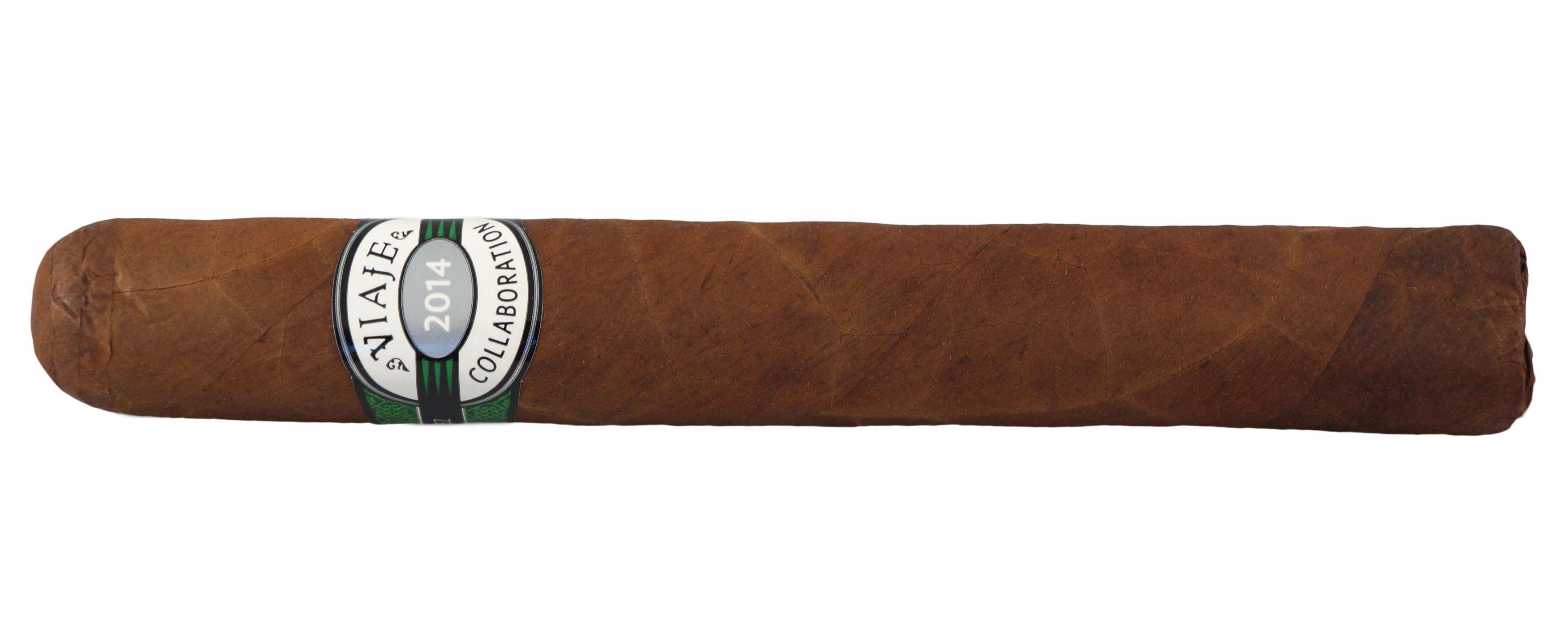 Blind Cigar Review: Viaje   Collaboration 2014 Toro