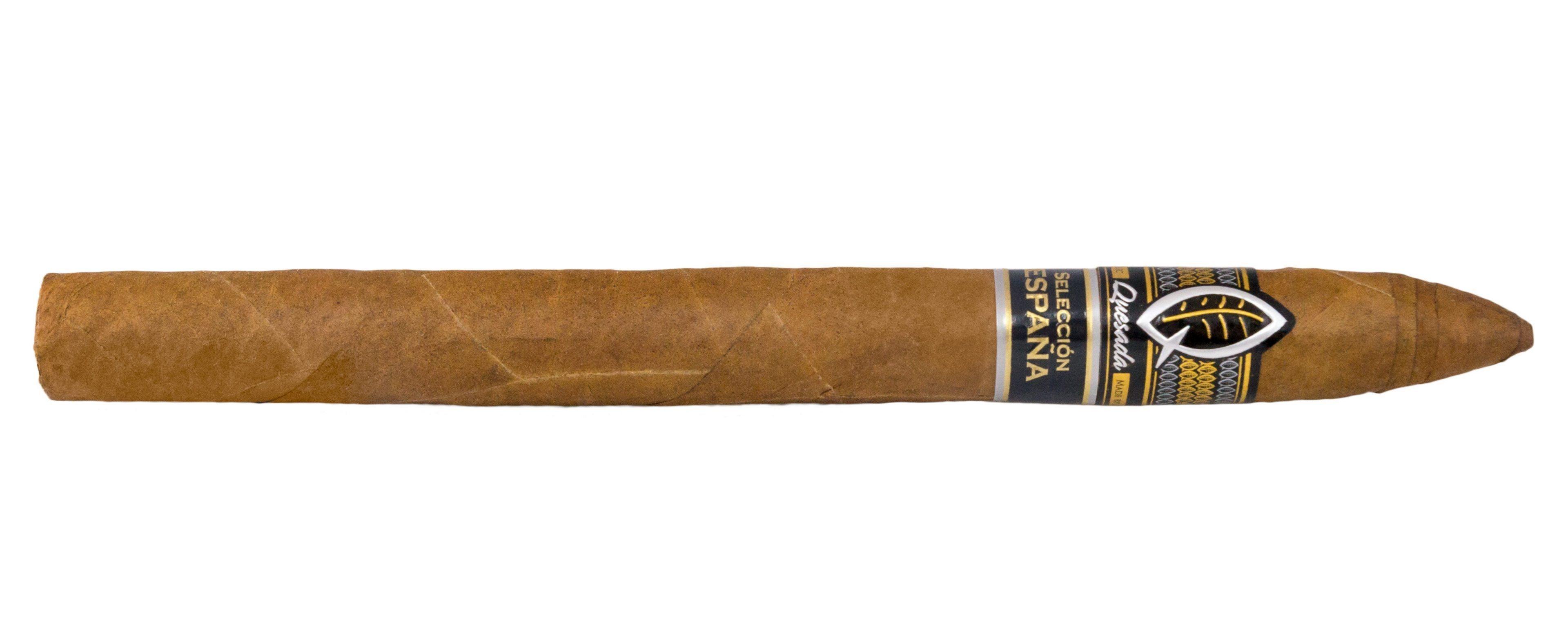 Blind Cigar Review: Quesada | Selección España Beli-Lance
