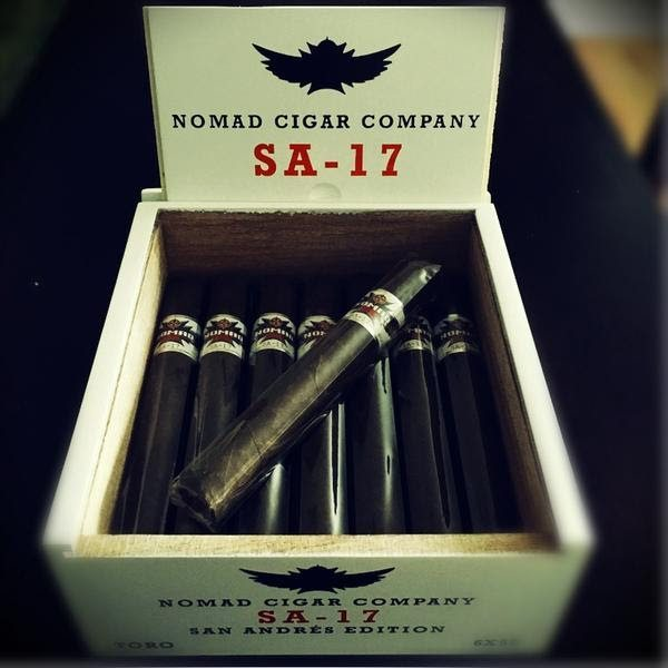 Cigar News: Nomad Cigar Co. Releases Nomad SA-17
