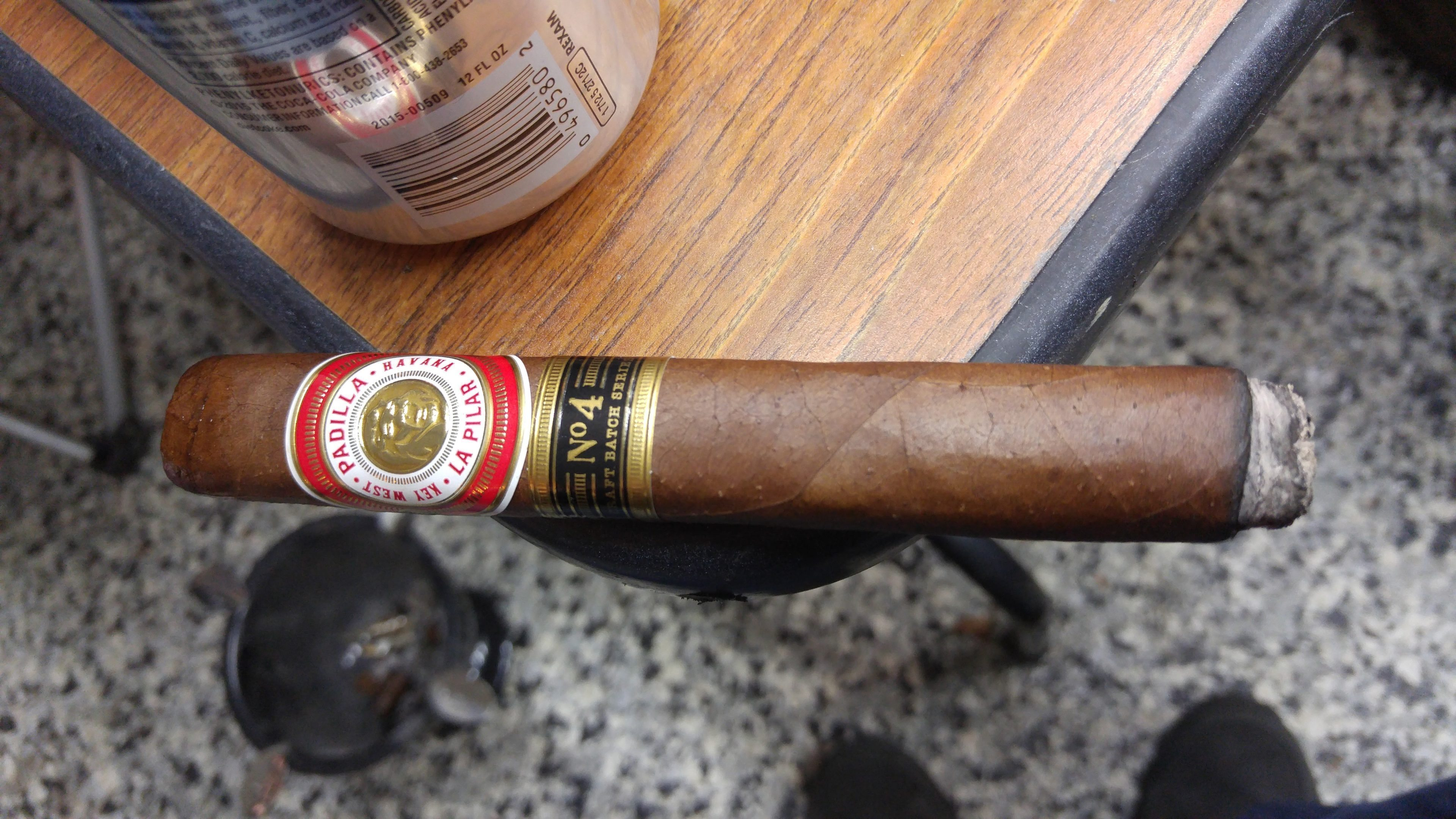 Quick Cigar Review: Padilla | La Pilar No. 4 Toro