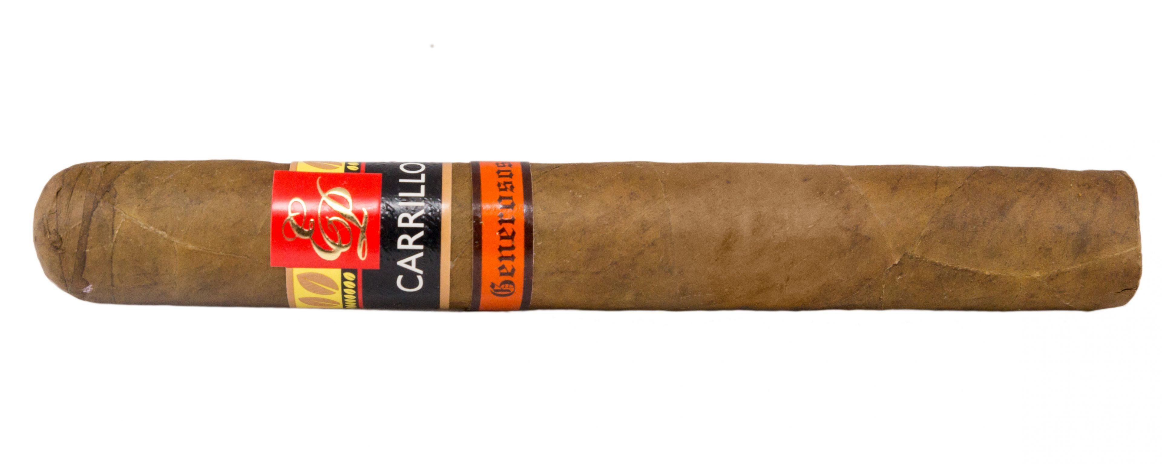 Blind Cigar Review: E.P. Carrillo   Generosos Toro