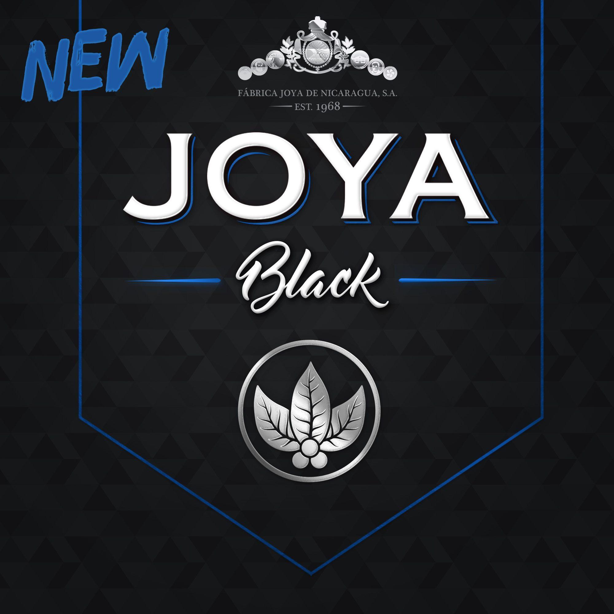 Cigar News: Joya de Nicaragua Announces Joya Black